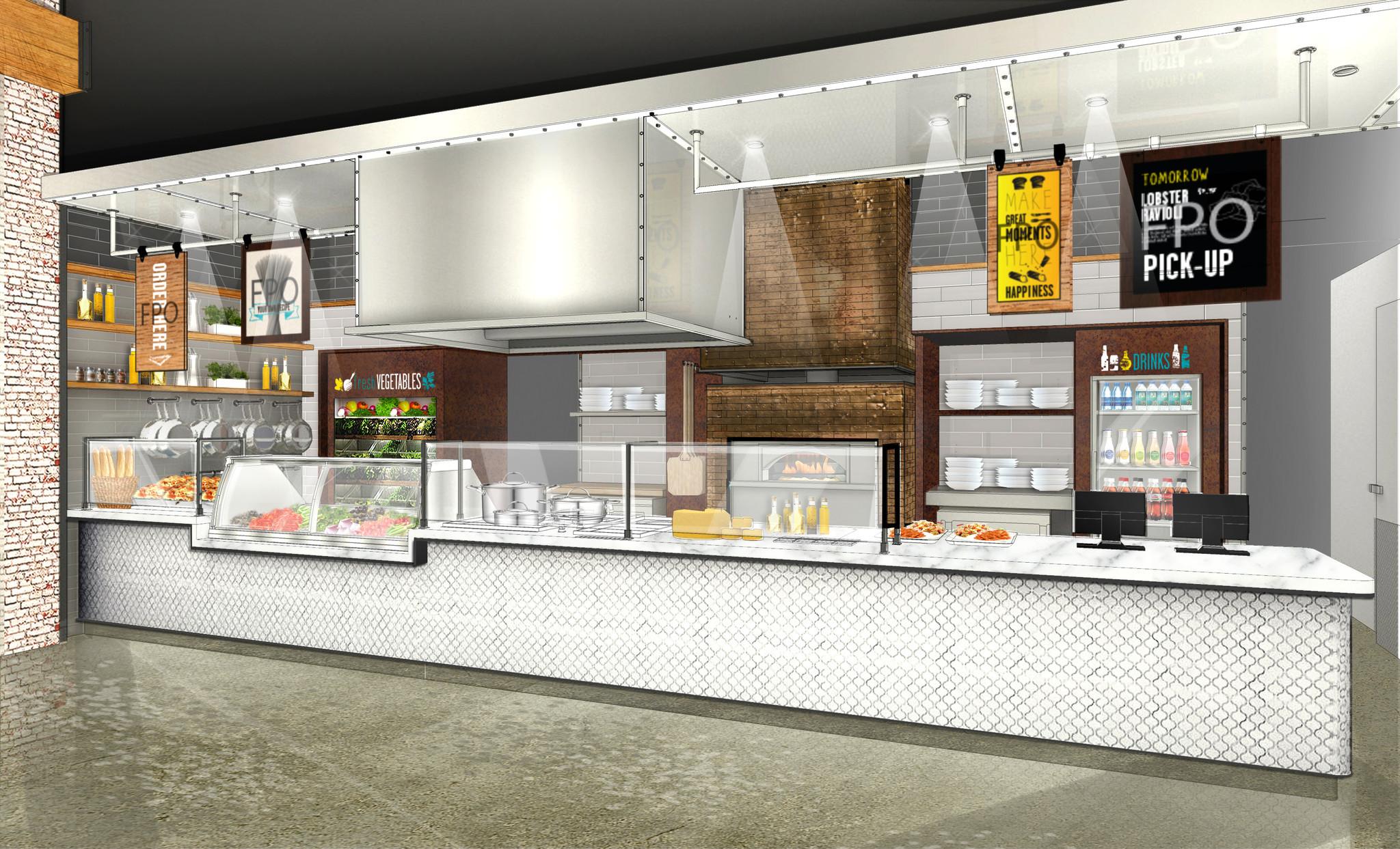 Italian Food Via Brazil Spoleto Restaurant Opening Near Ucf Orlando Sentinel