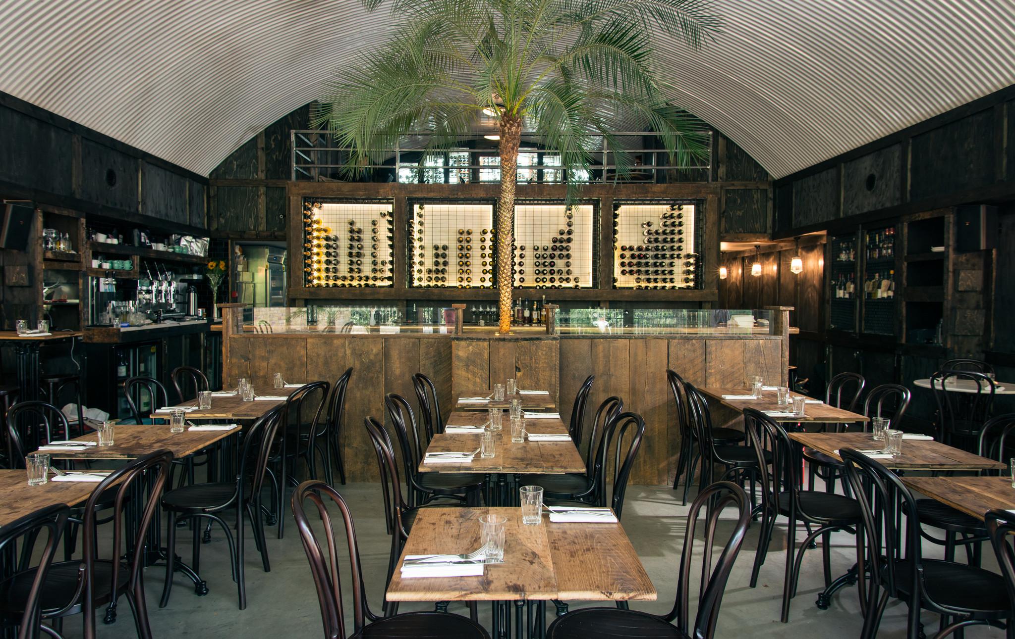 A Californian wine bar opens--in London where California ...