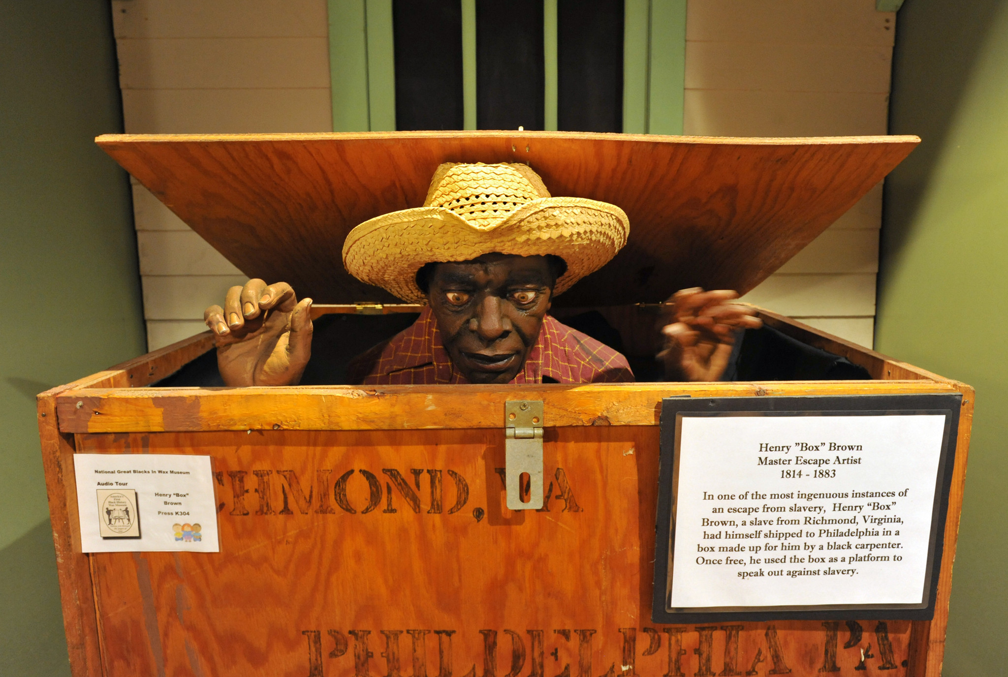 Expansion Of National Great Blacks In Wax Museum Planned Baltimore Sun