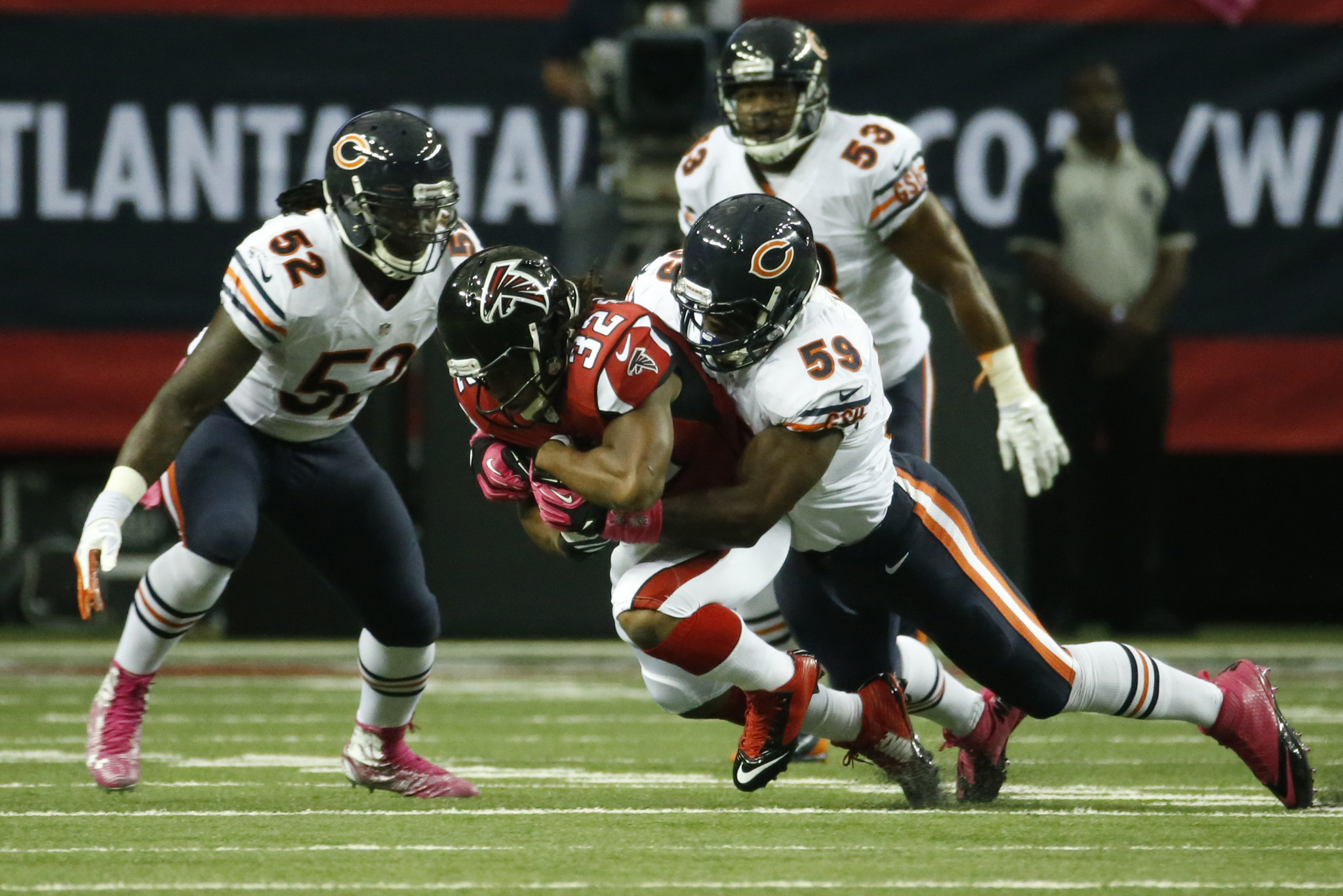ca7d276f What we learned about the Bears in Week 6 - Chicago Tribune