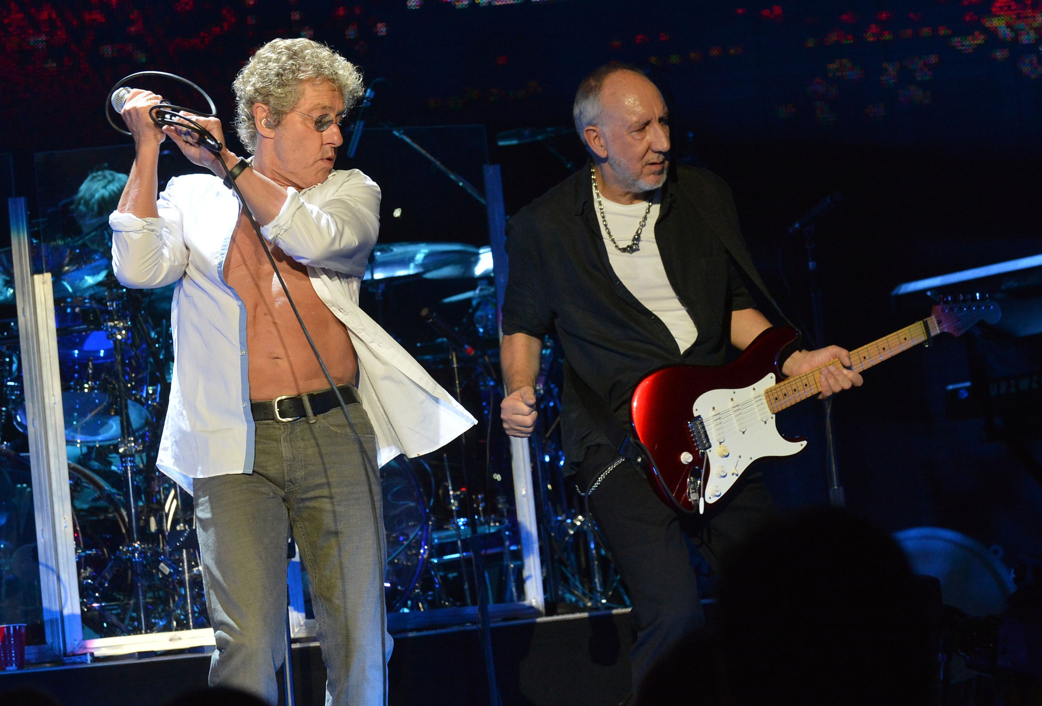The Who, 50th anniversary tour, Q102, Jingle Ball