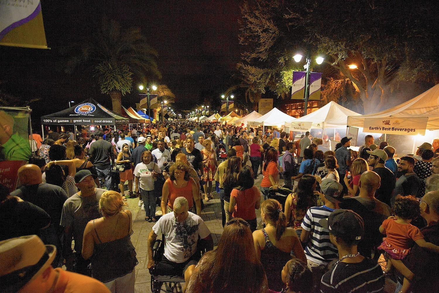Orlando Downtown Food And Wine Festival