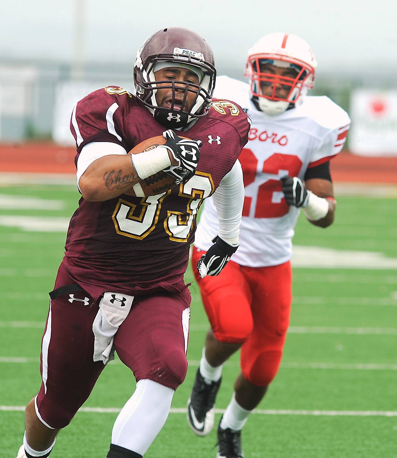 Bloomsburg University Football Team Has Become Lehigh Valley West