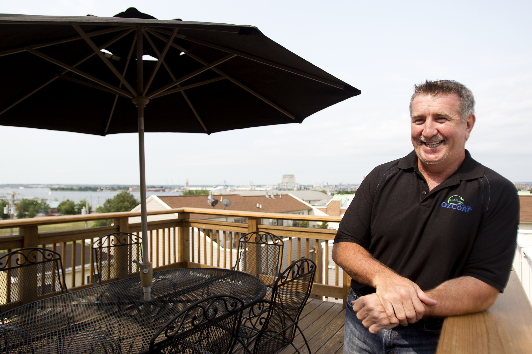 Ozcorp Fine Builders 191 Rooftop Decks Give City Dwellers An