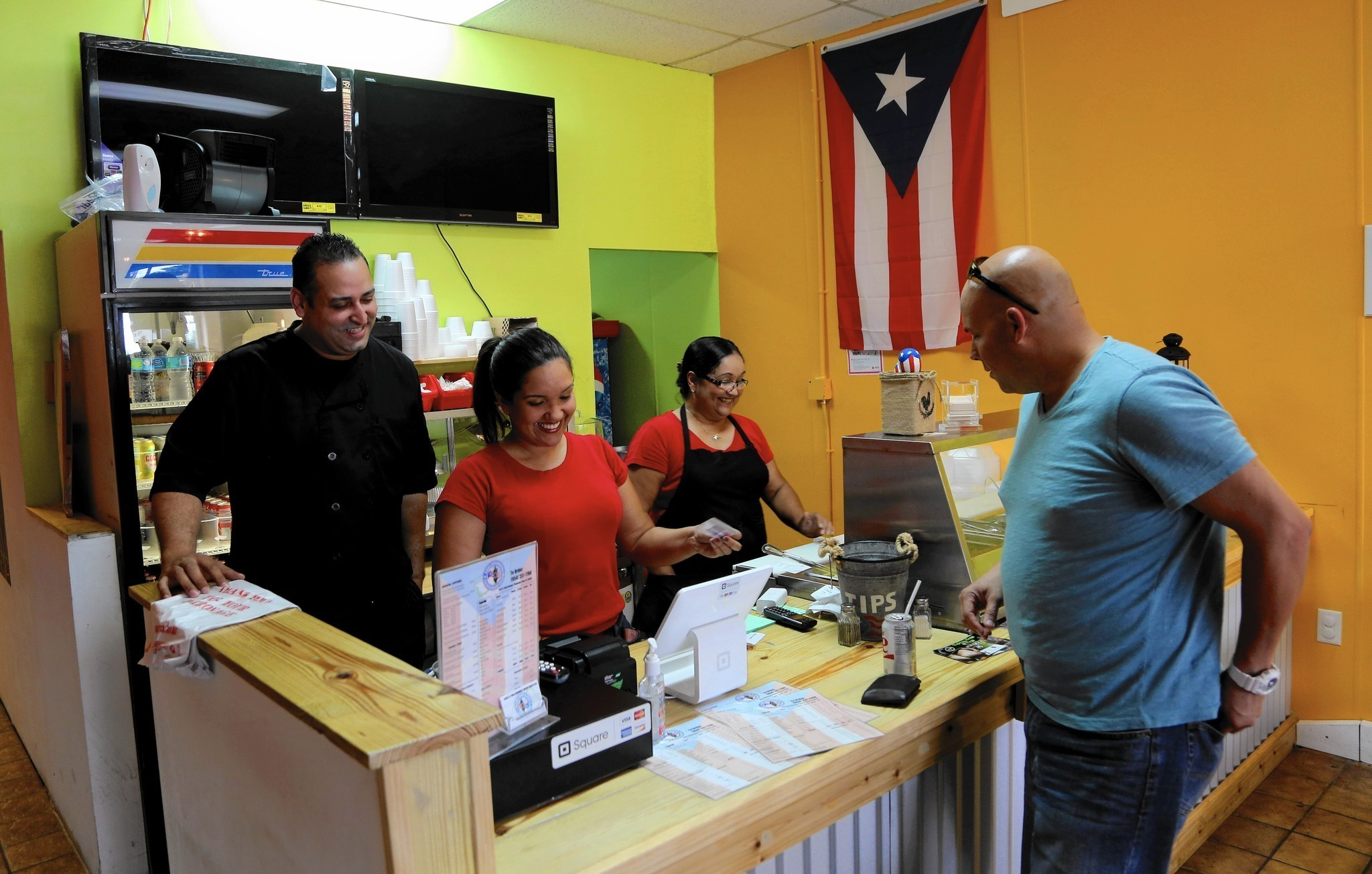 Puerto Rican Food Truck Pembroke Pines