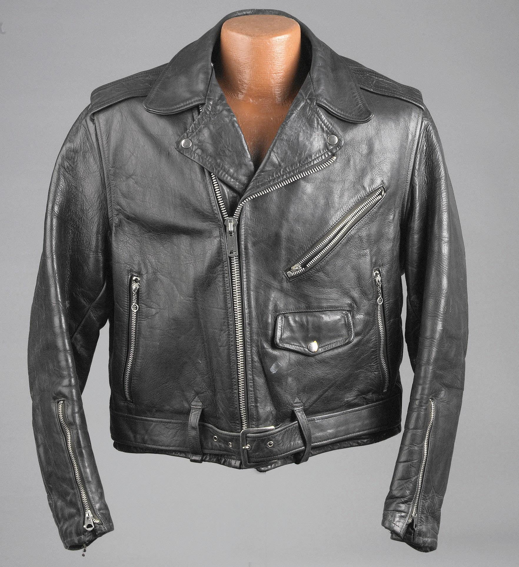 dda350dea Worn to be wild explores cultural legacy of the motorcycle jacket ...