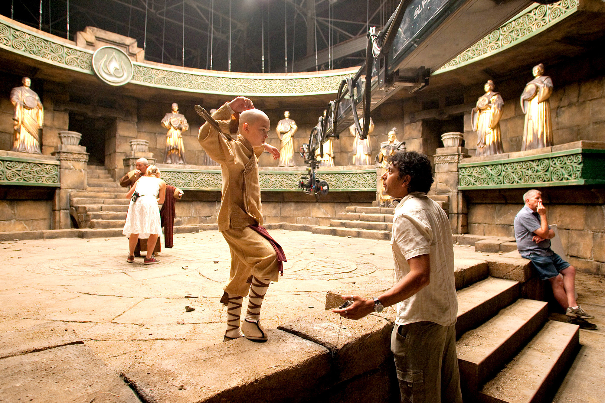 'Airbender' tax credit shows how far states will go to woo filmmakers