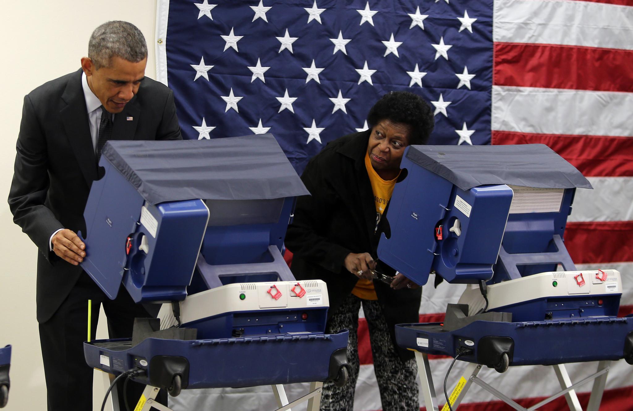 Vote for barack obama essay