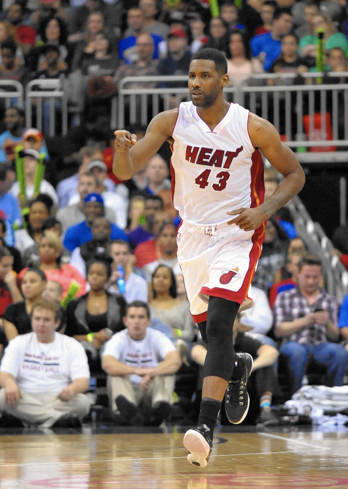 Miami Heat: Forward Shawne Williams has dropped 25 pounds ...