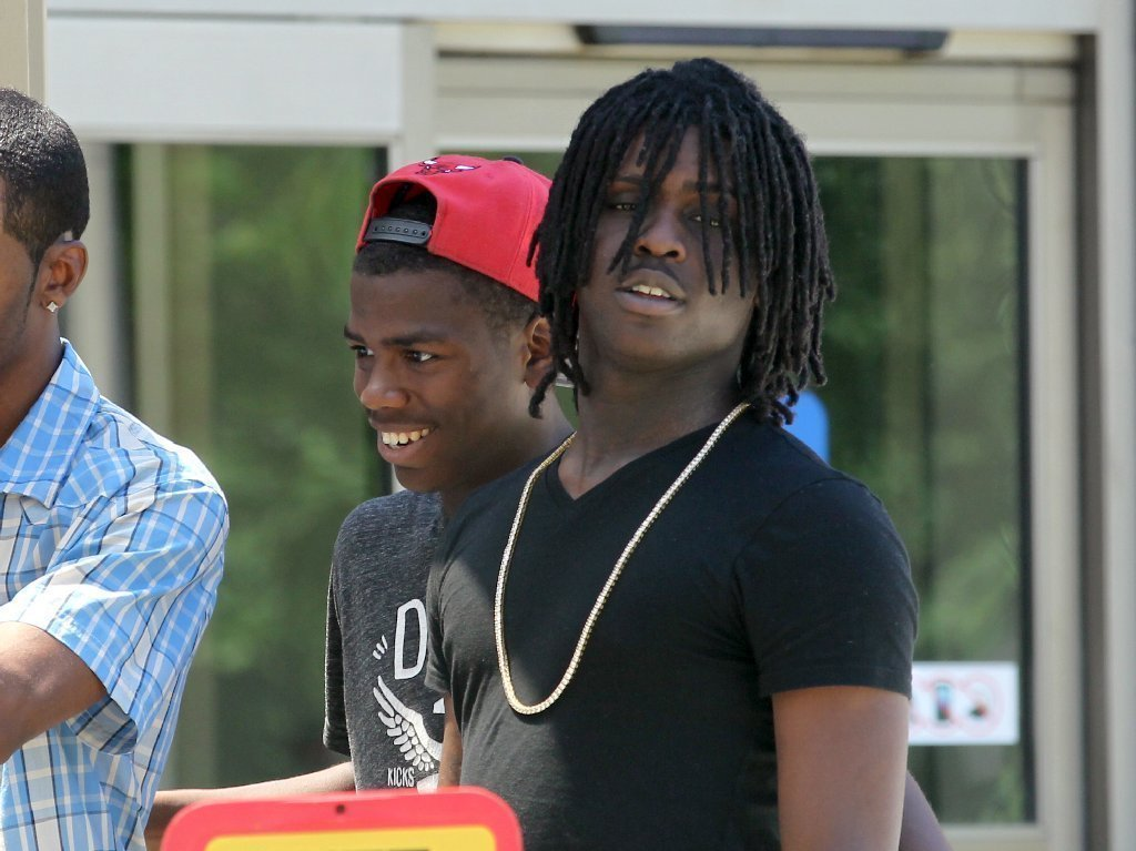 Chief Keef reportedly dropped from record label - Chicago ...