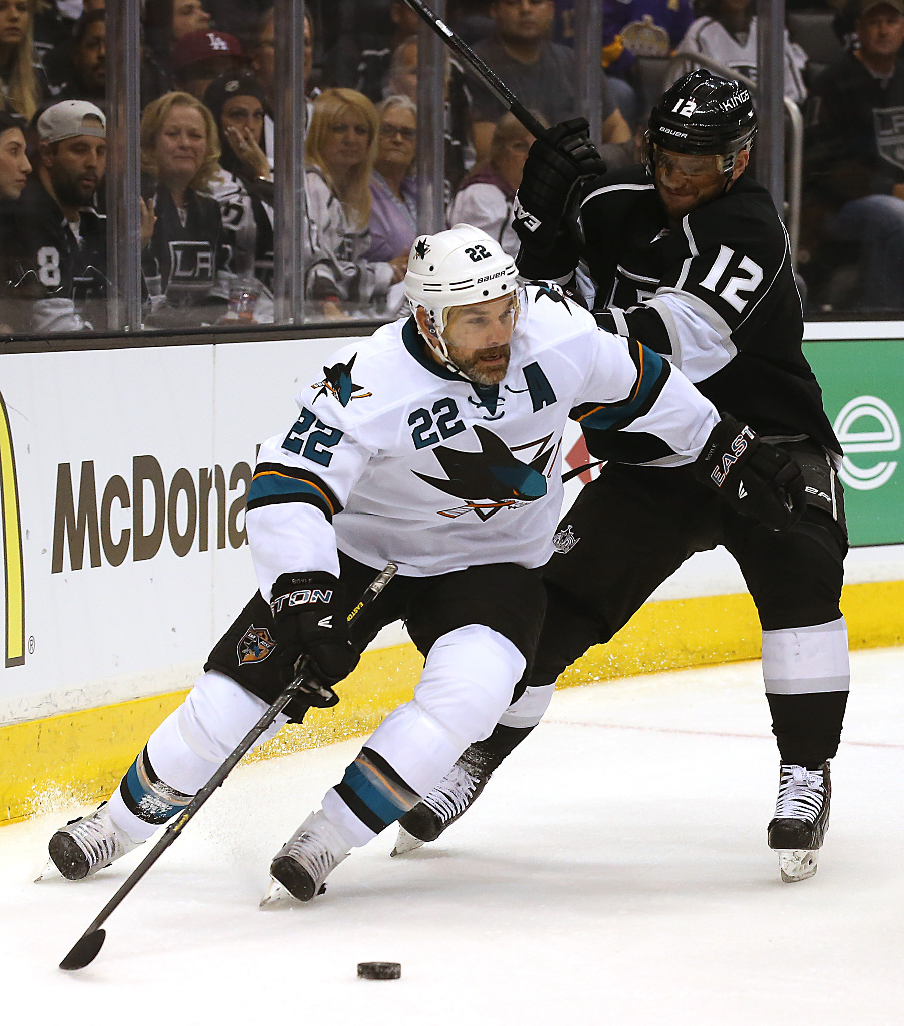 For Rent Bay Area: Ex-Shark Dan Boyle Puts Bay Area Home Up For Rent