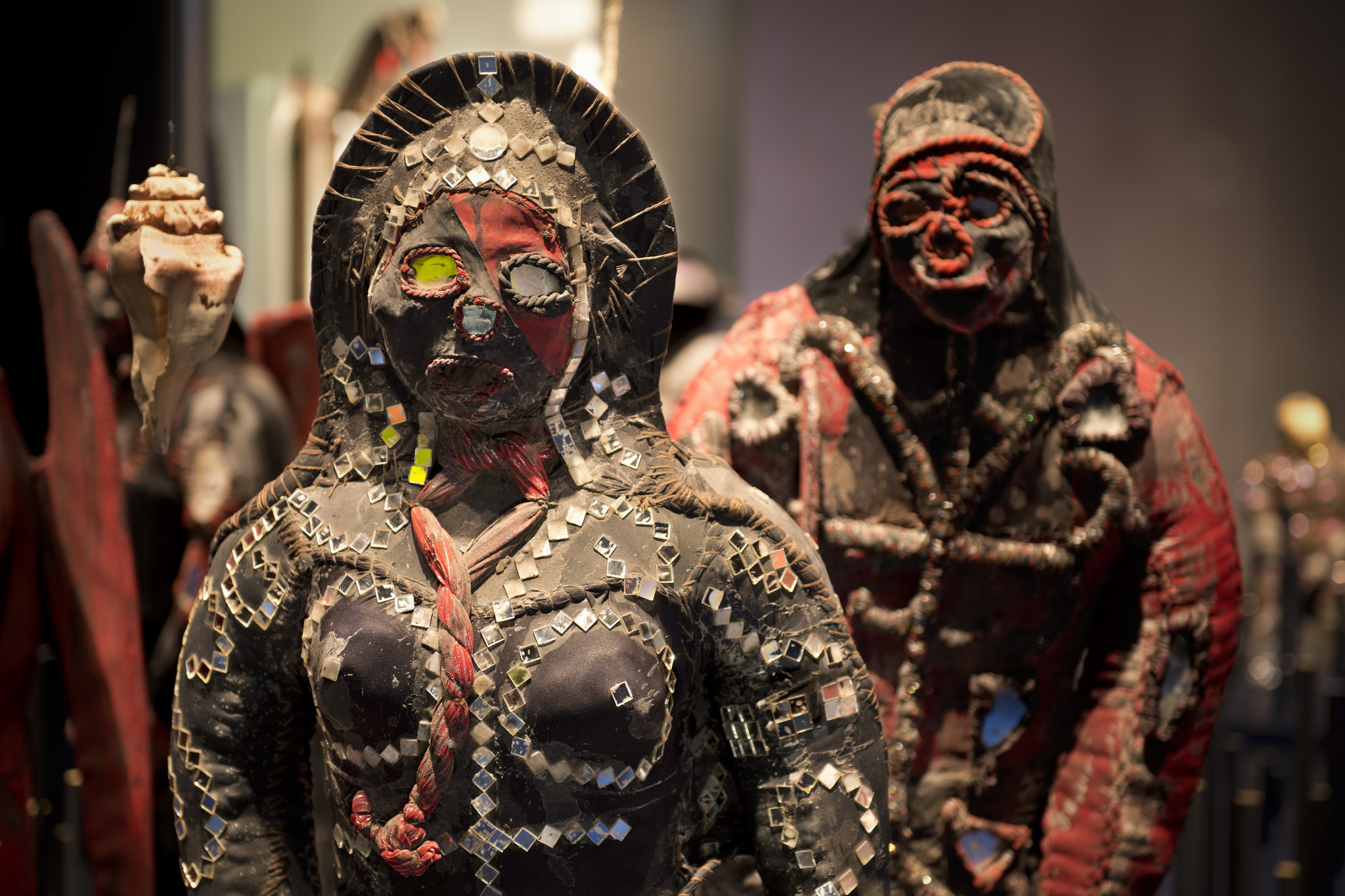 Vodou Sacred Powers Of Haiti At The Field Museum