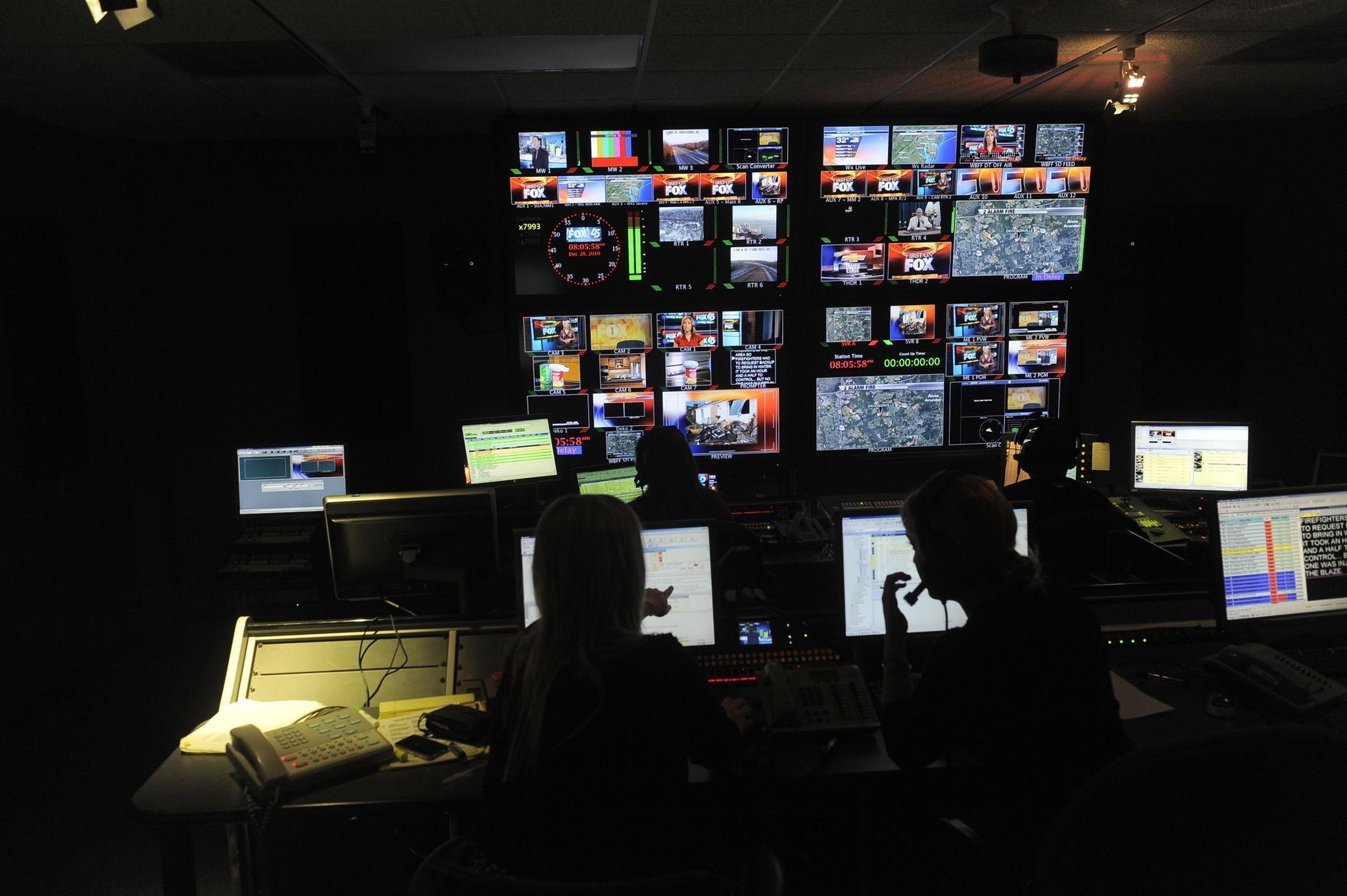 Wbff Tv To Launch 4 P M Newscast Digital Weather Channel Baltimore Sun