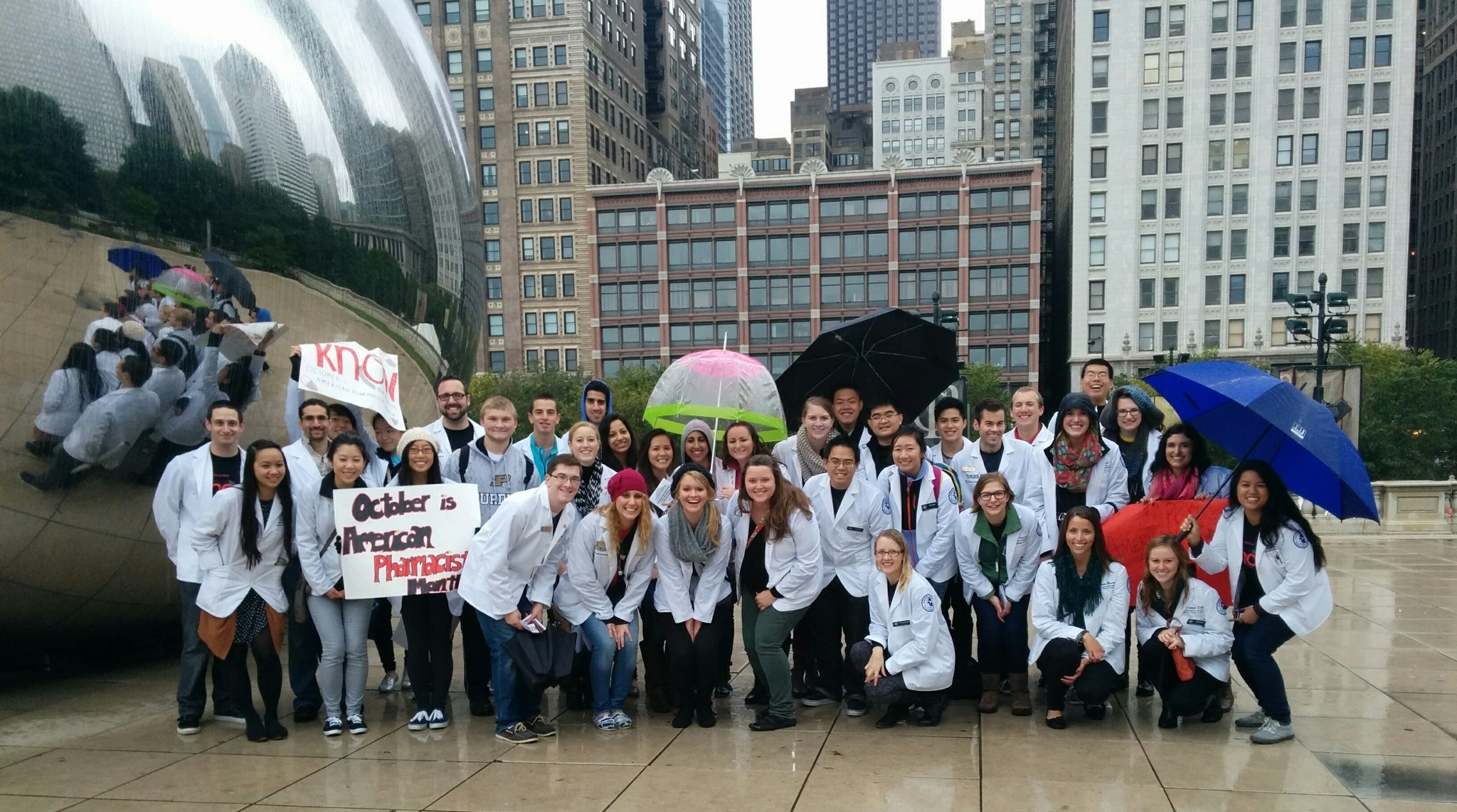 midwestern university student pharmacists continue