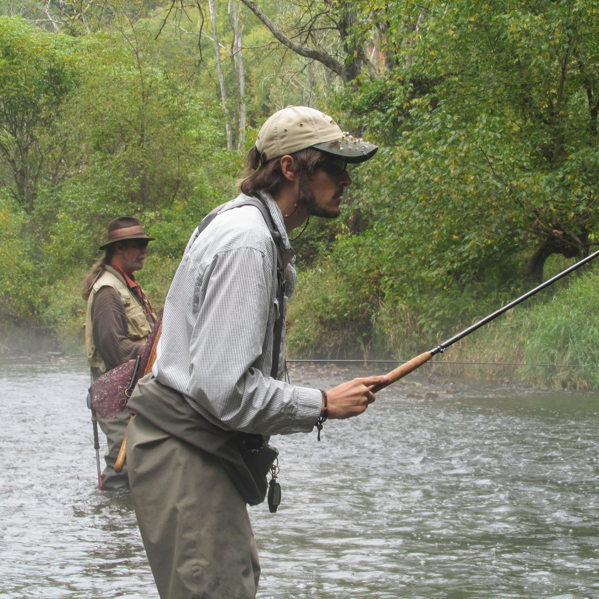Without A Reel Tenkara Fishing Really Catches On In