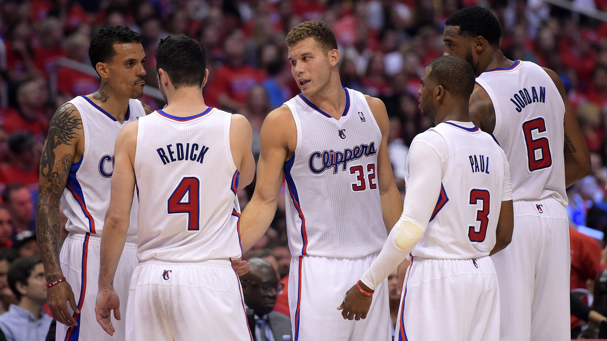 Clippers Roster