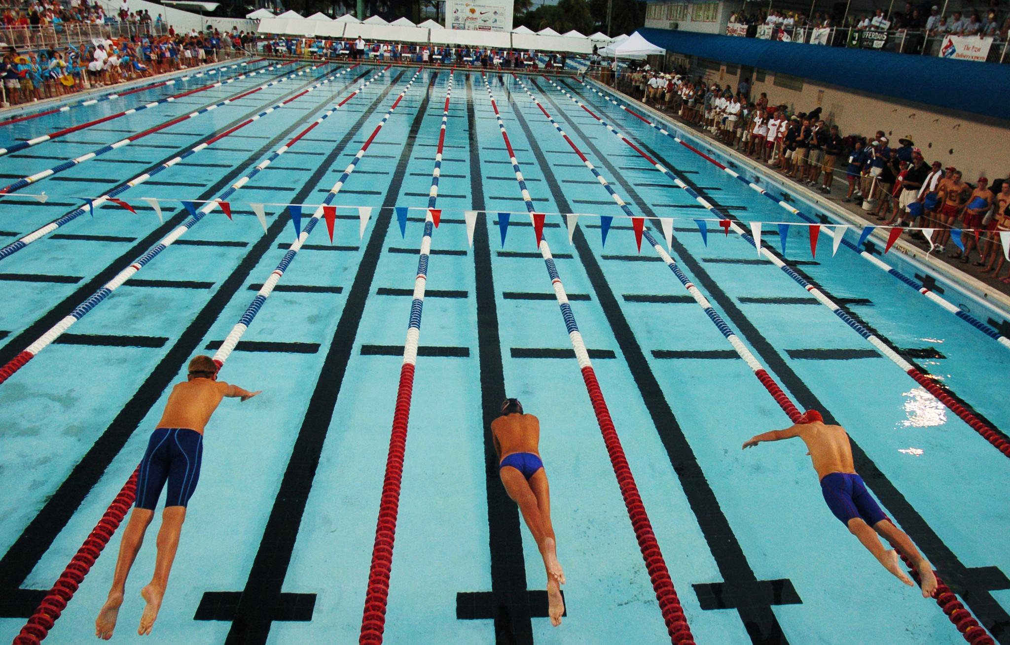 ft lauderdale swim meet