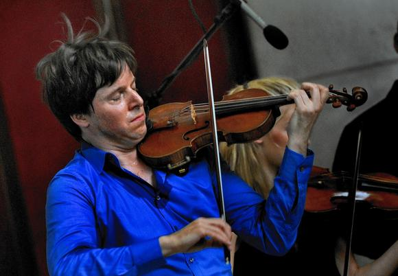 Is Joshua Bell Gay 32