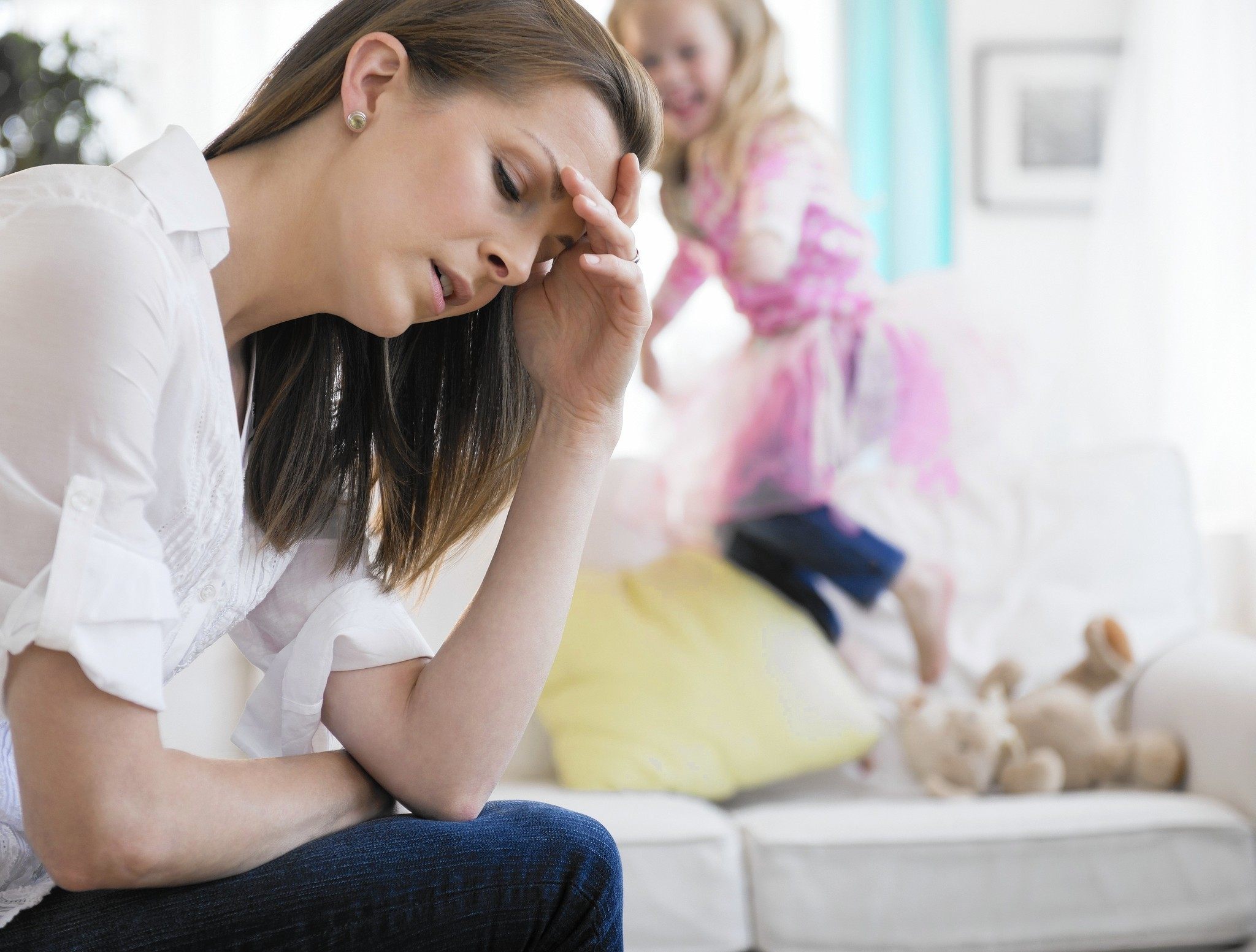 Tips for Parenting with a Mental Illness