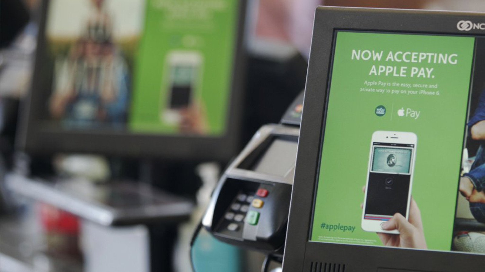 Whole Foods Apple Pay