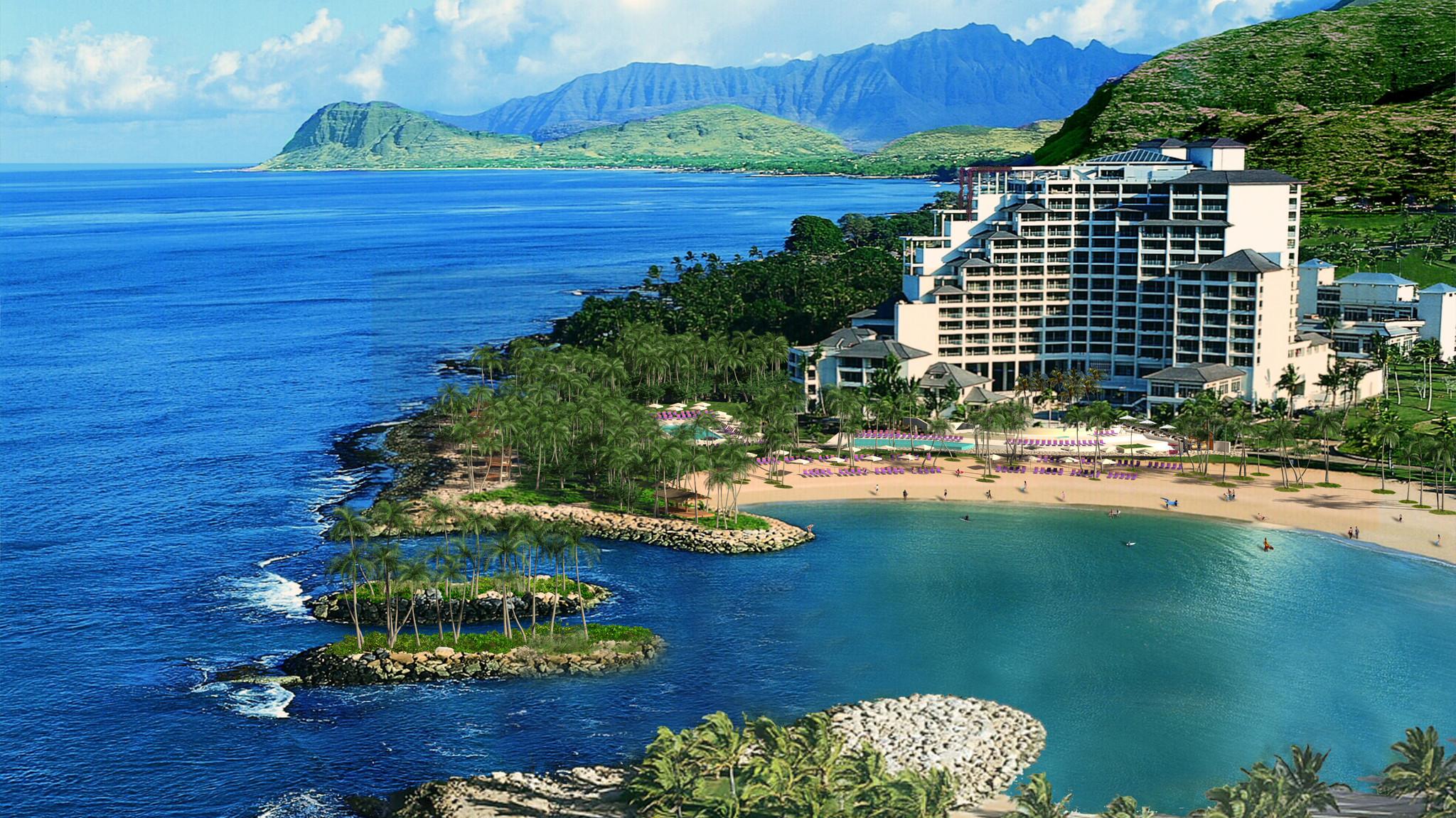 Marriott Near Disney's Oahu Resort To Become A Four