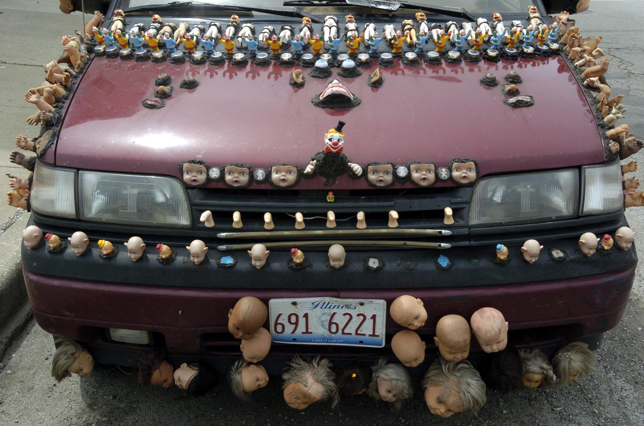 Costume cars for Halloween - Chicago Tribune