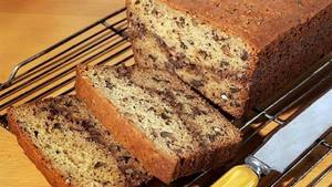 Pecan brown-butter bread