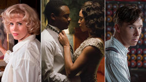 Real-world stories are inspiring a host of holiday season films; here is a look at some of the movies inspired by actual events.