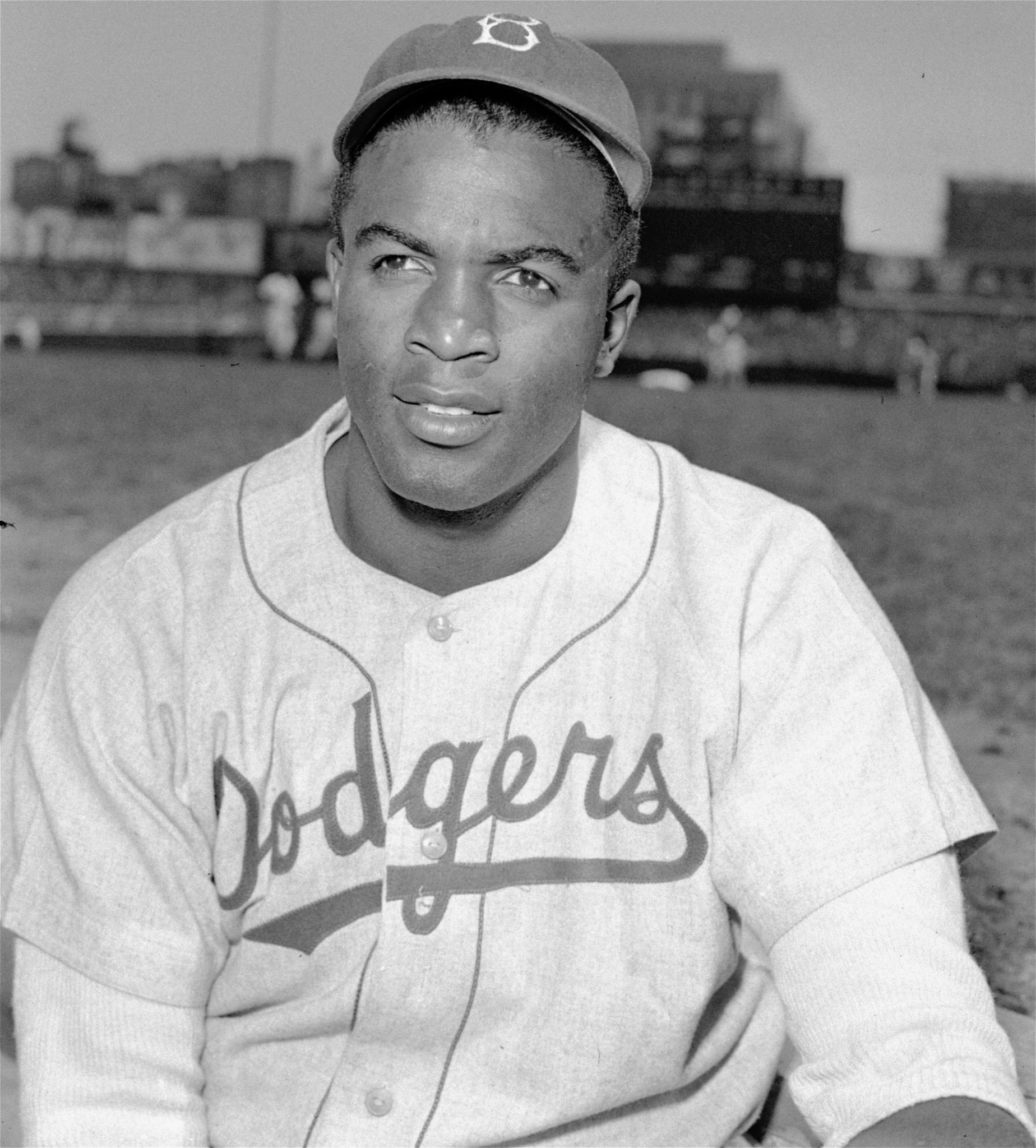 From the Archives: Jackie Robinson, 1919-1972, A Man for ...