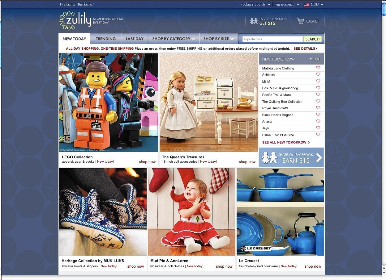 499800d763942 Zulily shopping experience  pros and cons - The Morning Call