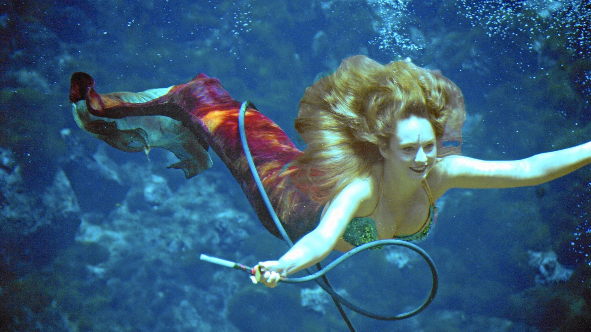 Famous Weeki Wachee Mermaids To Perform At Camden's