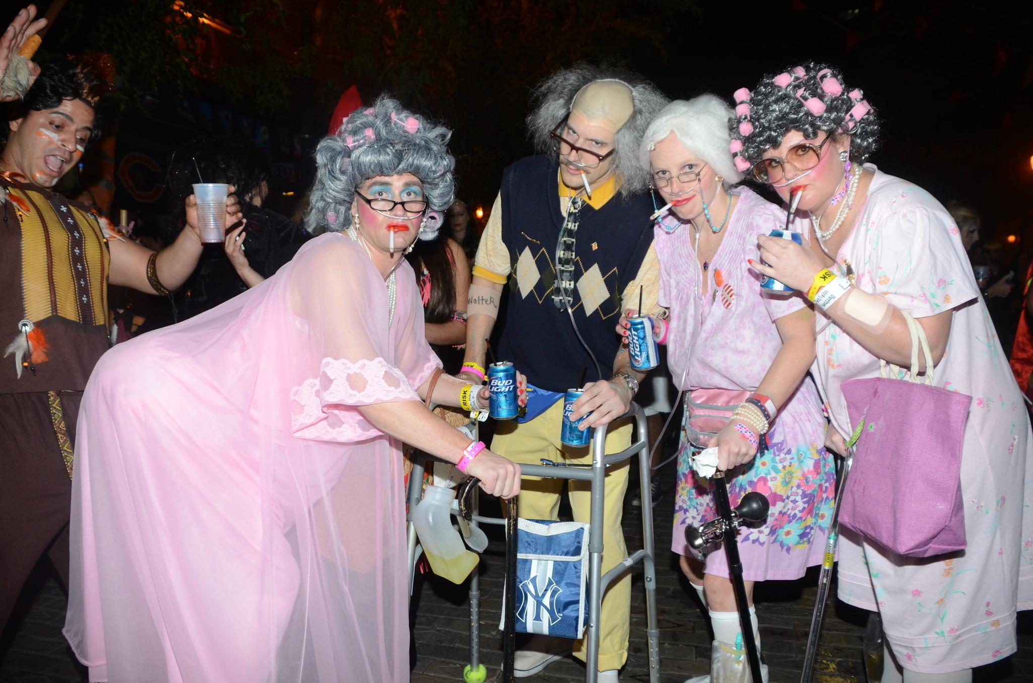 Pictures: Halloween parties in Orlando - Orlando Sentinel