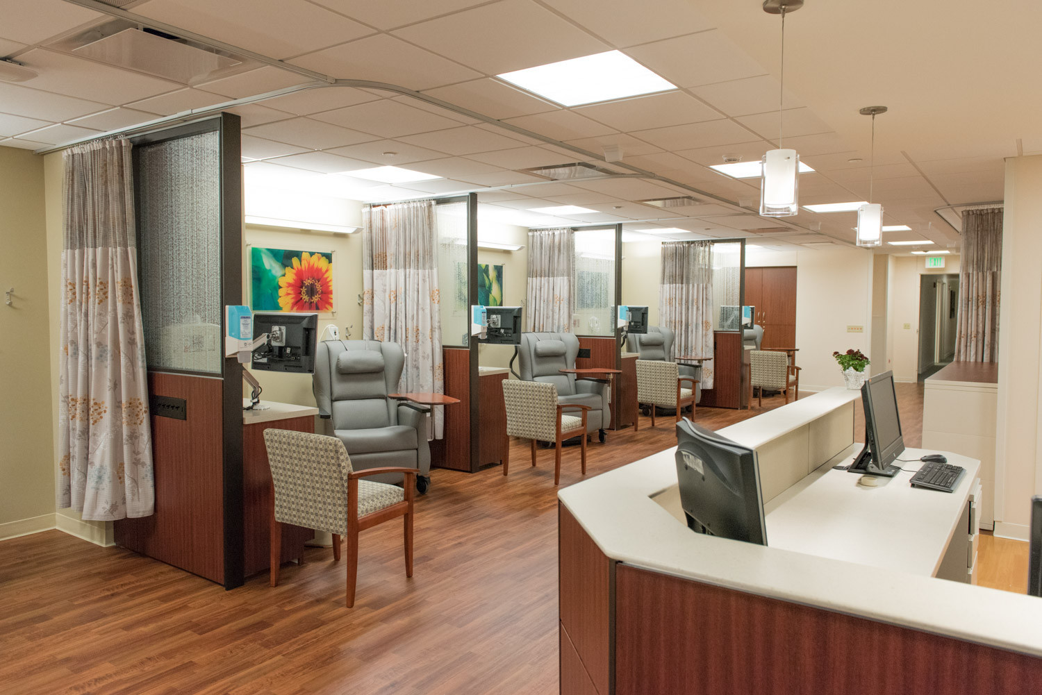 New Infusion Center Opens At Lake Forest Hospital Lake