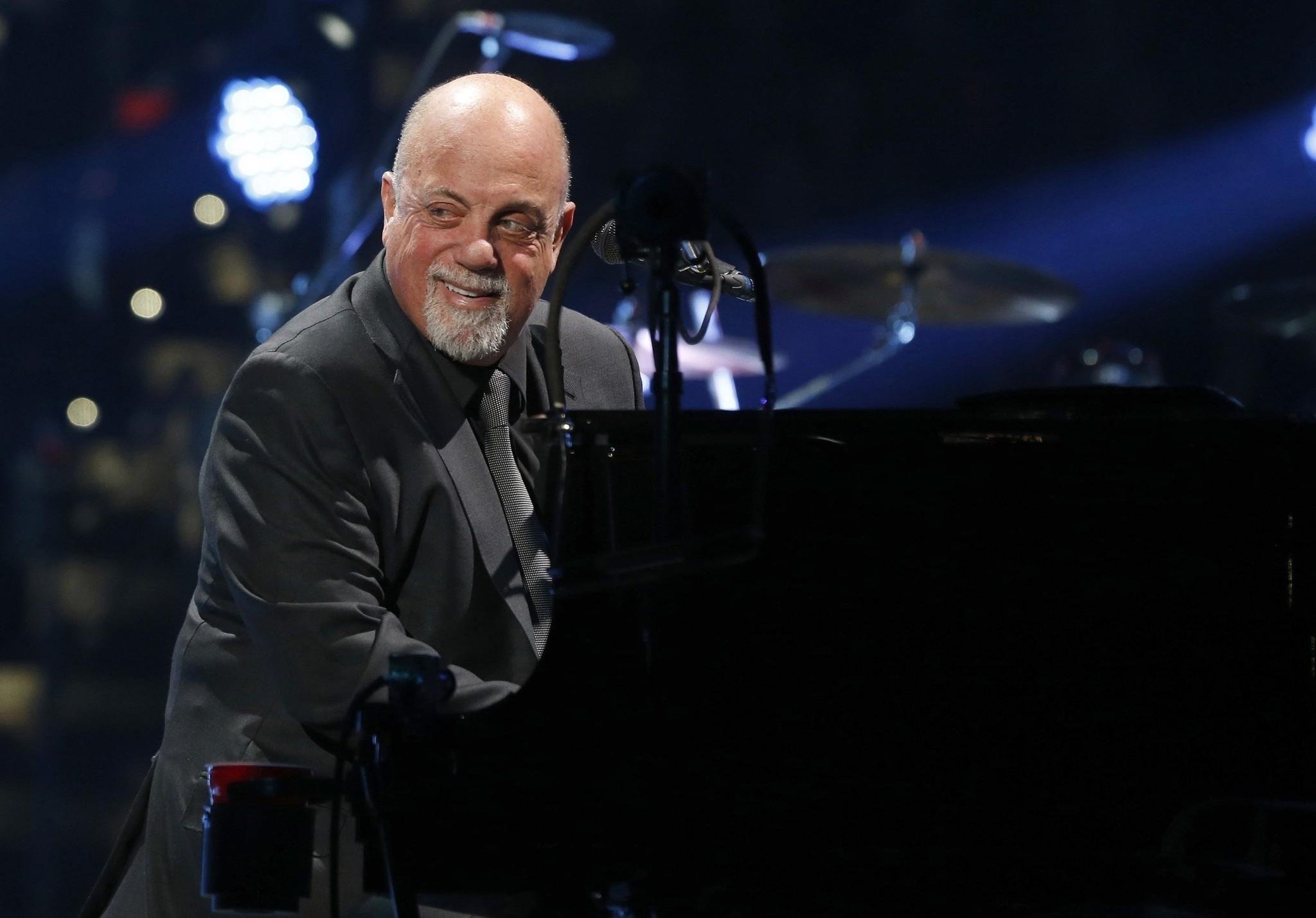 Billy Joel New Years Eve