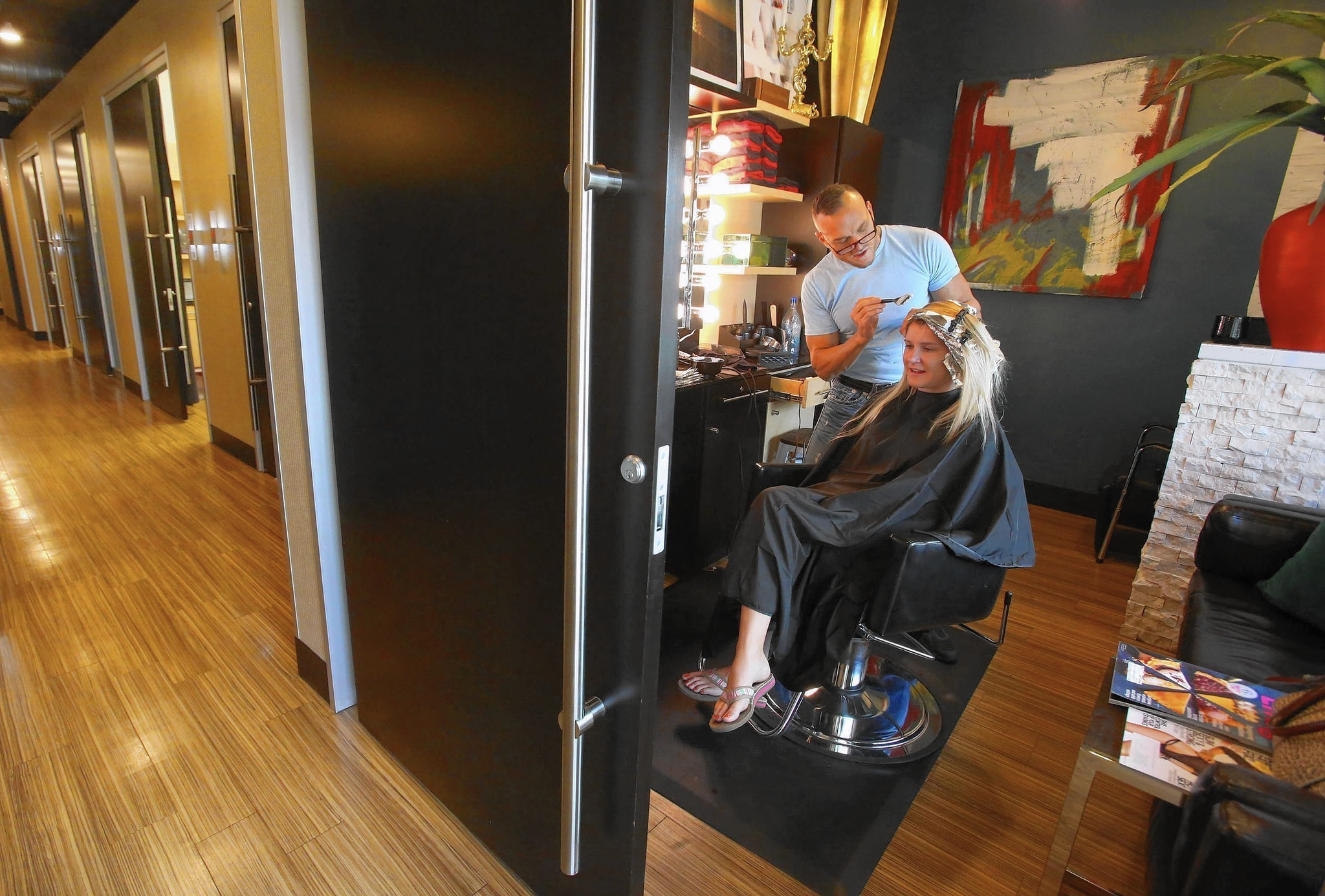 small  personalized salons are emerging trend in central