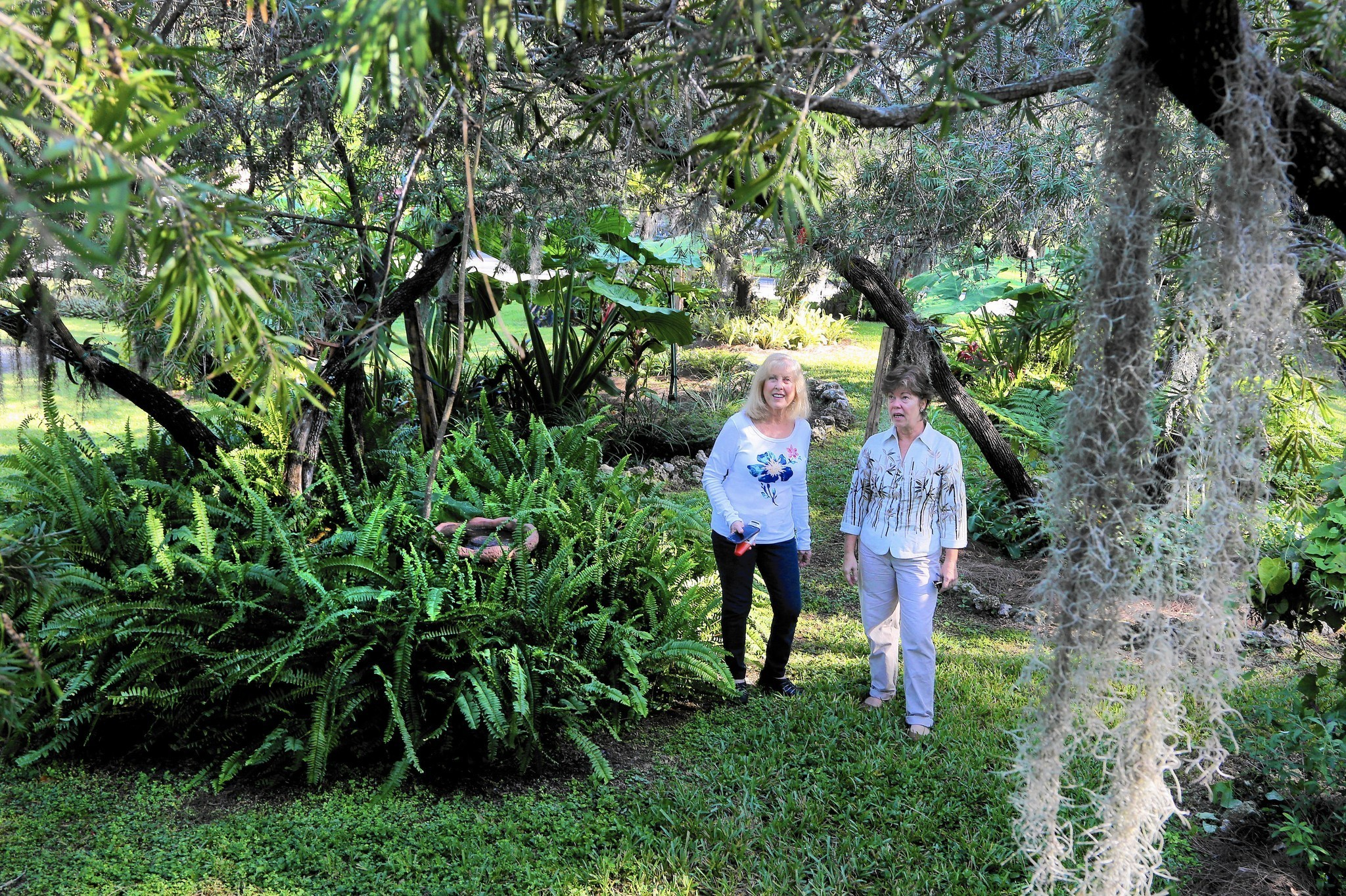 Certified Wildlife Habitats Are Popular In Miami Area