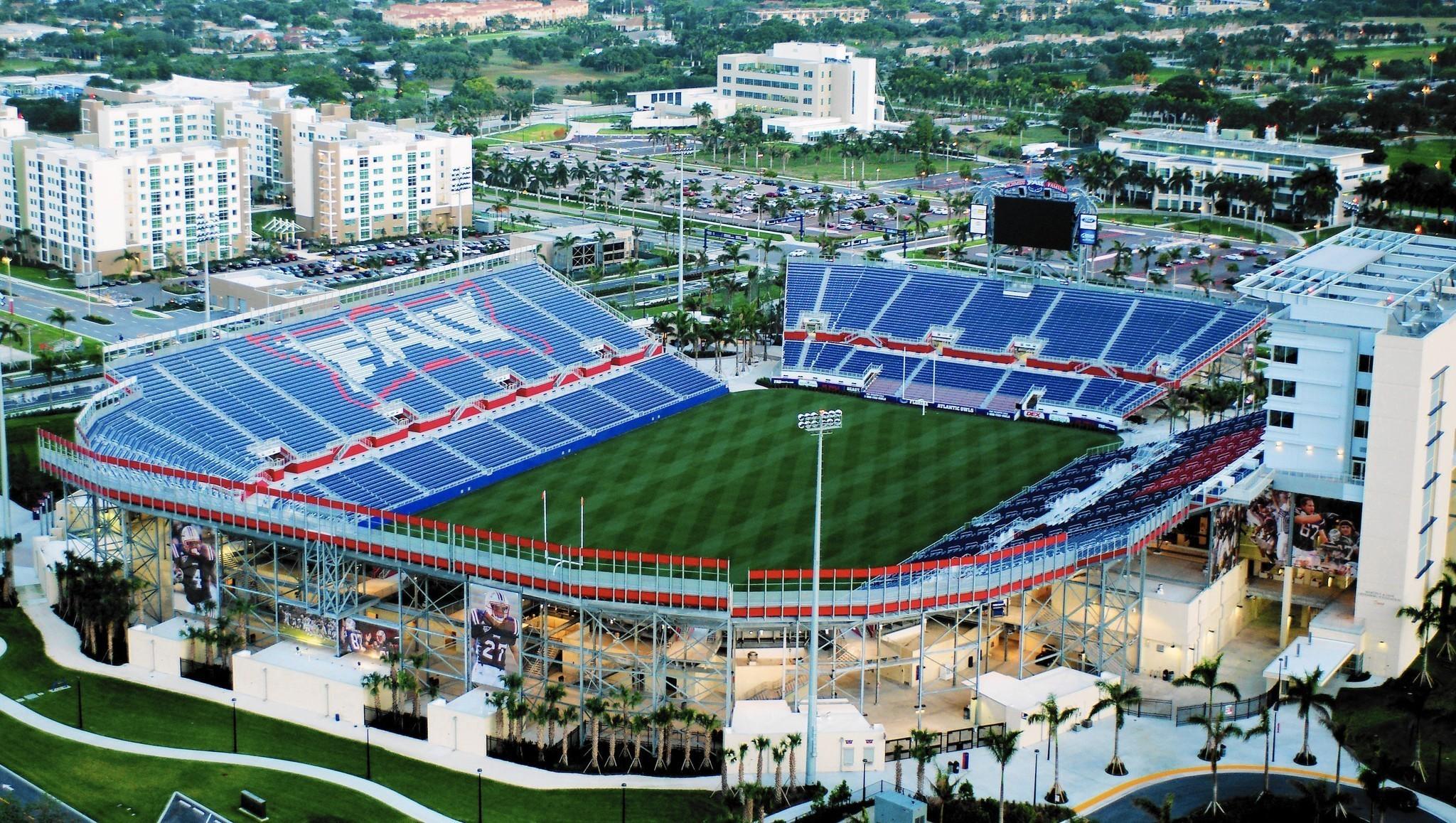 florida atlantic football stadium photos