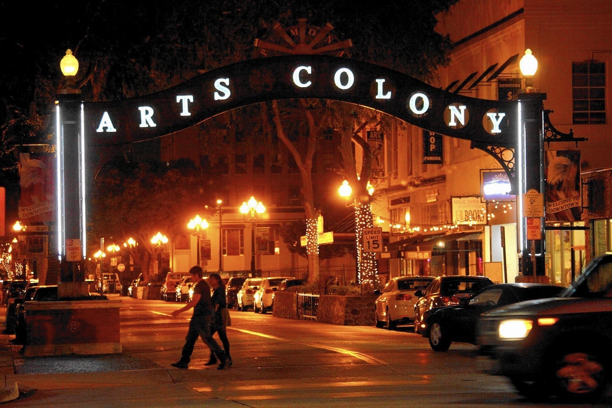Restaurants In Pomona Ca