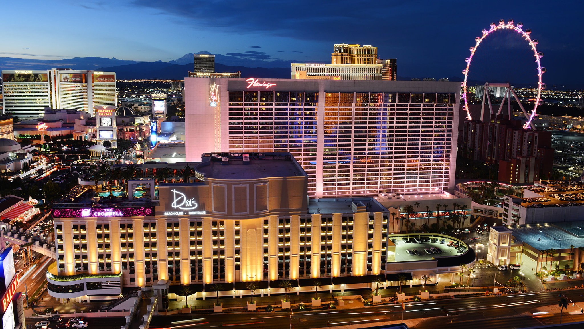 Hotels In Las Vegas Strip