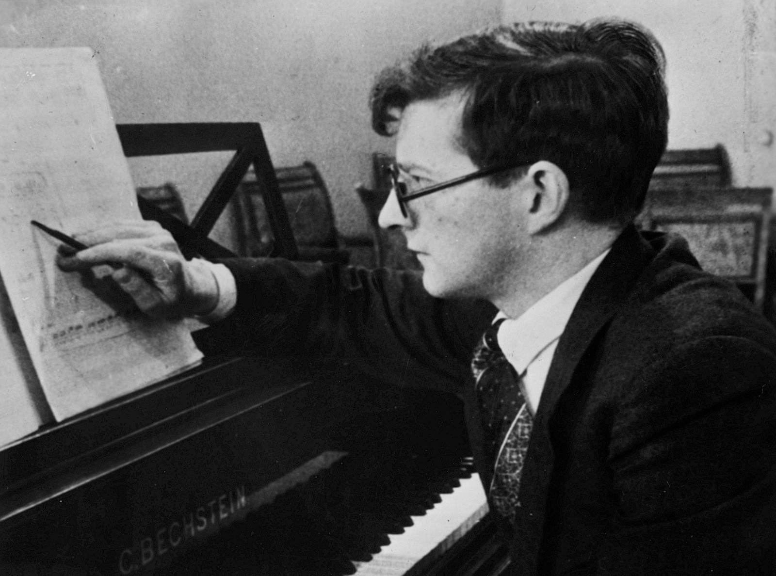 """Deja Vu All Over Again >> BSO to present play with music, """"Shostakovich: Notes for Stalin' - Baltimore Sun"""