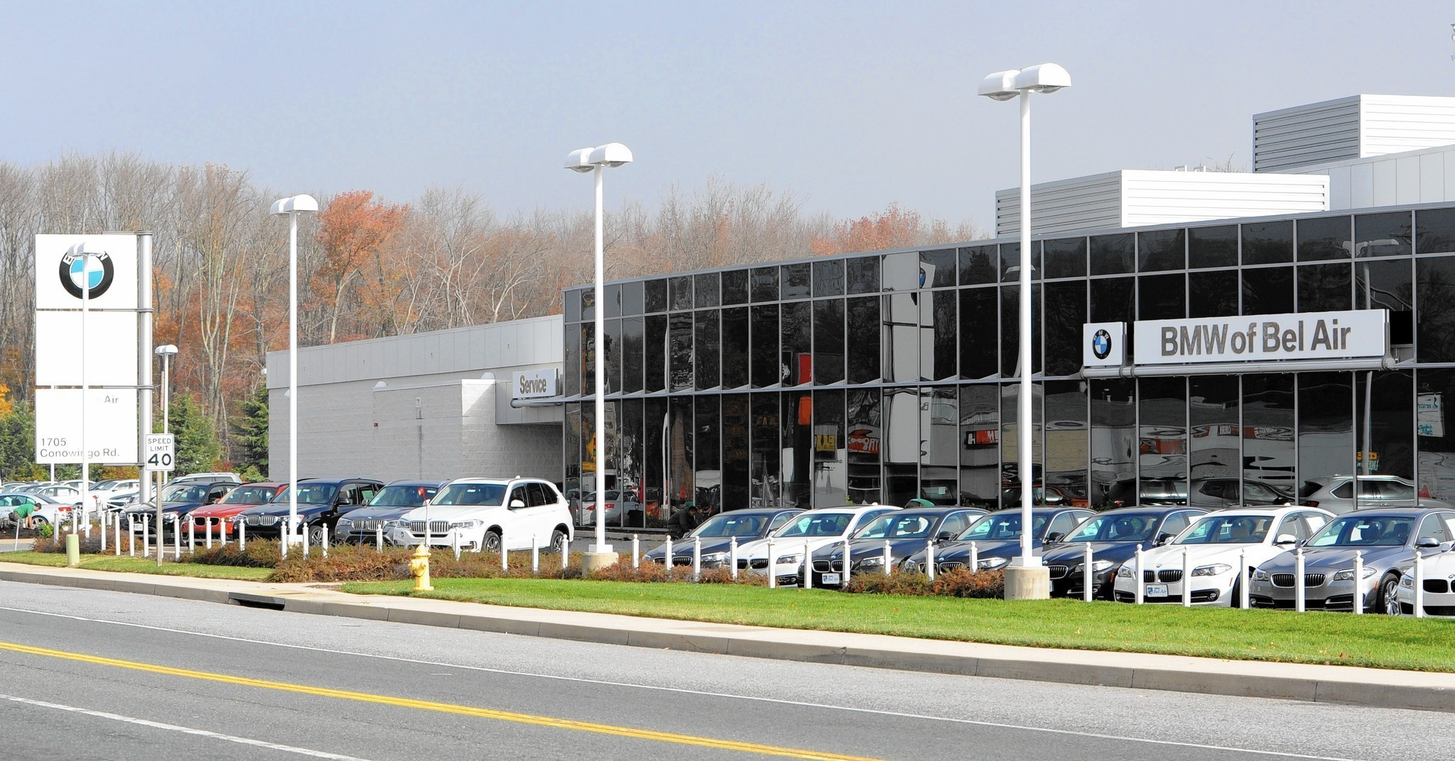 Belair Auto Auction >> BMW of Bel Air to move across from Auto Auction - Baltimore Sun