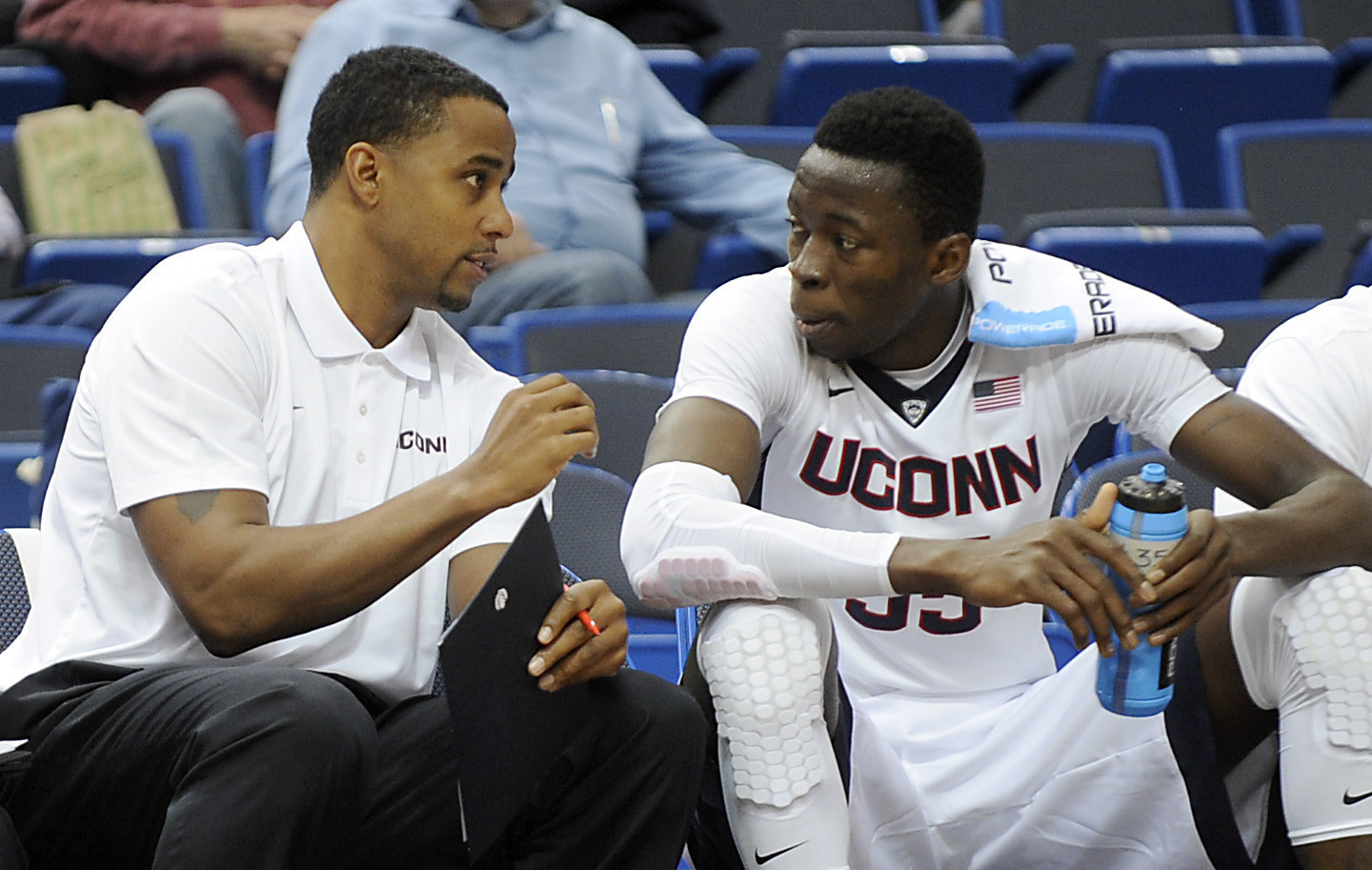 Kevin Freeman has an important role with UConn men's ...