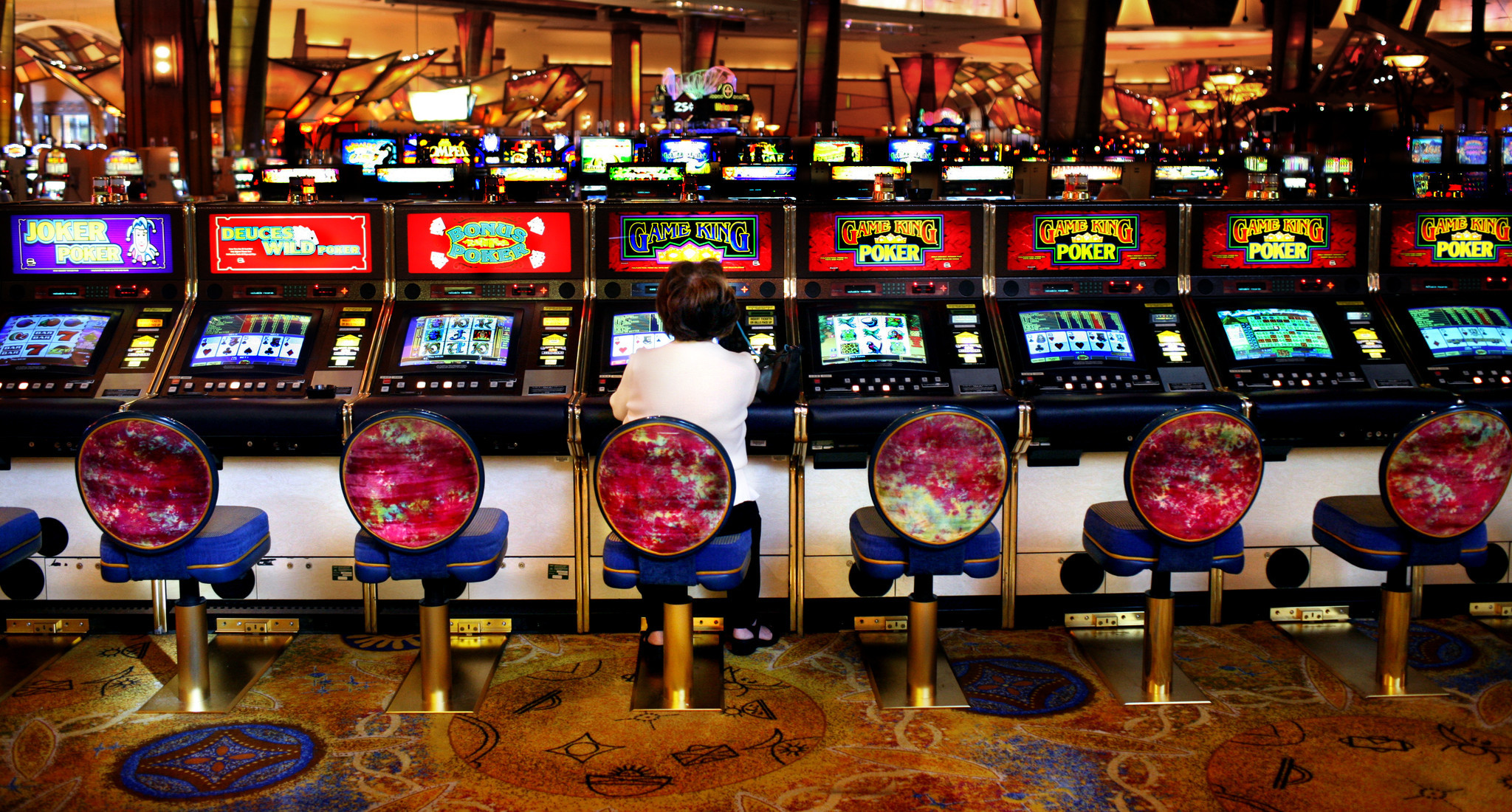 New Slots At Foxwoods
