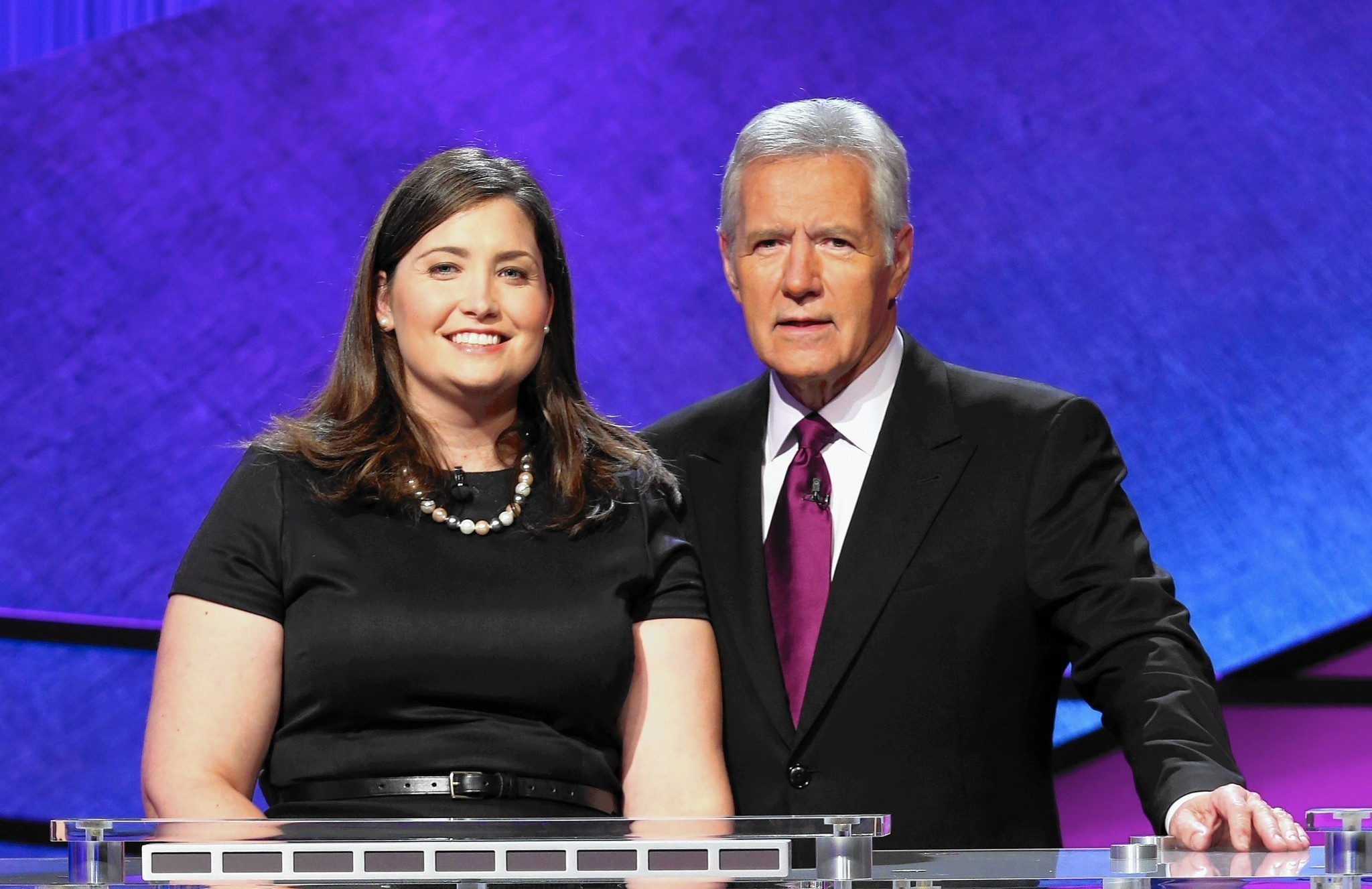 Awkward Final Jeopardy with one contestant is painful to watch March122015 episode