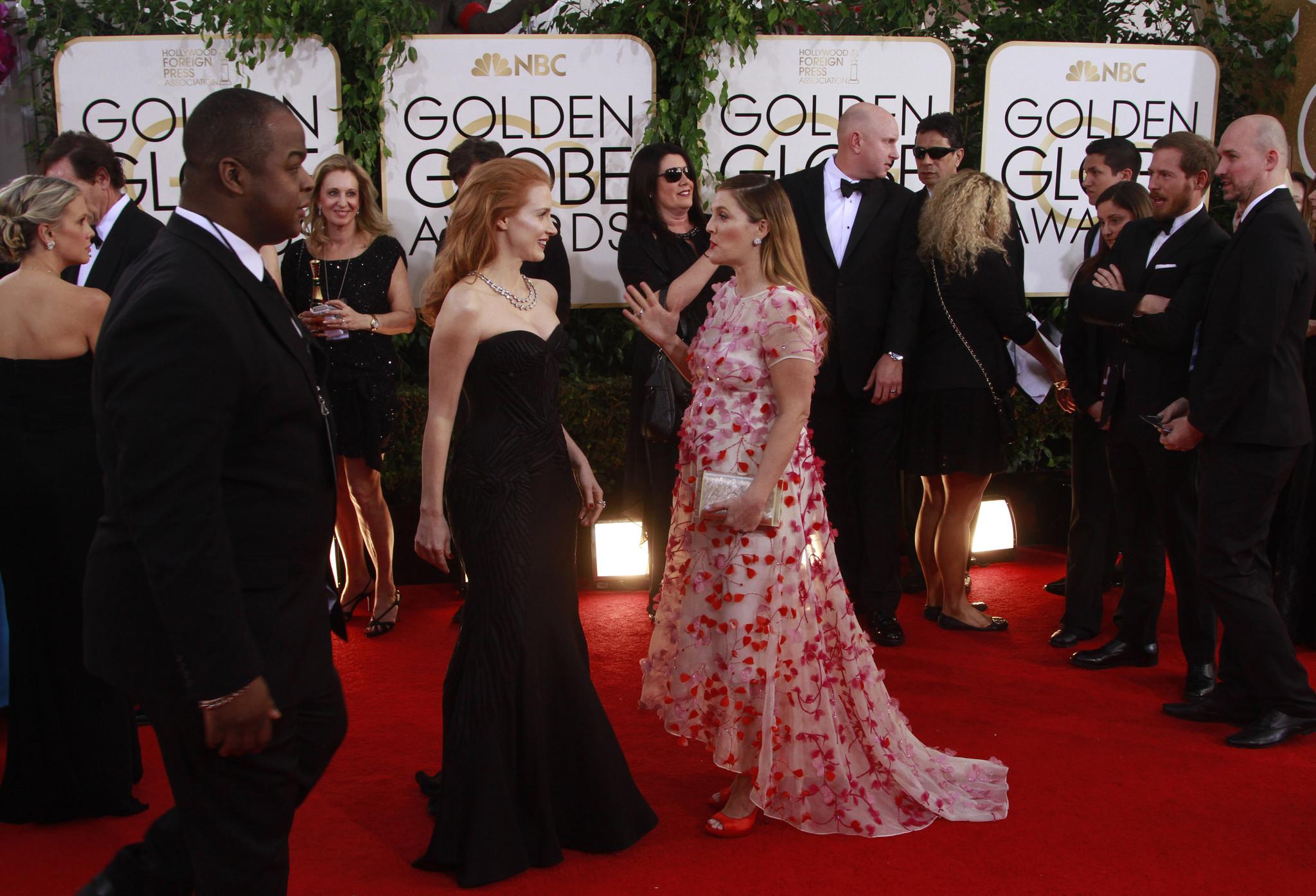 Golden Globes Red Carpet Tickets Floor Matttroy