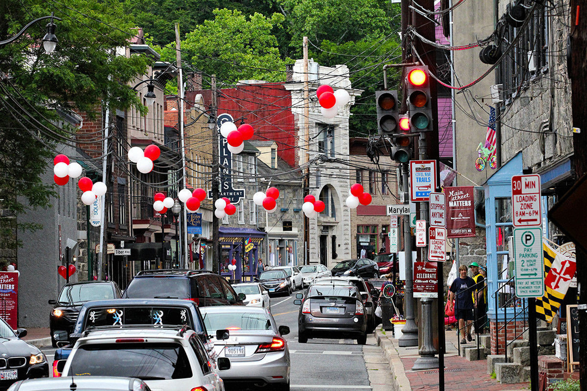 Ellicott City Named A Main Street Maryland Community
