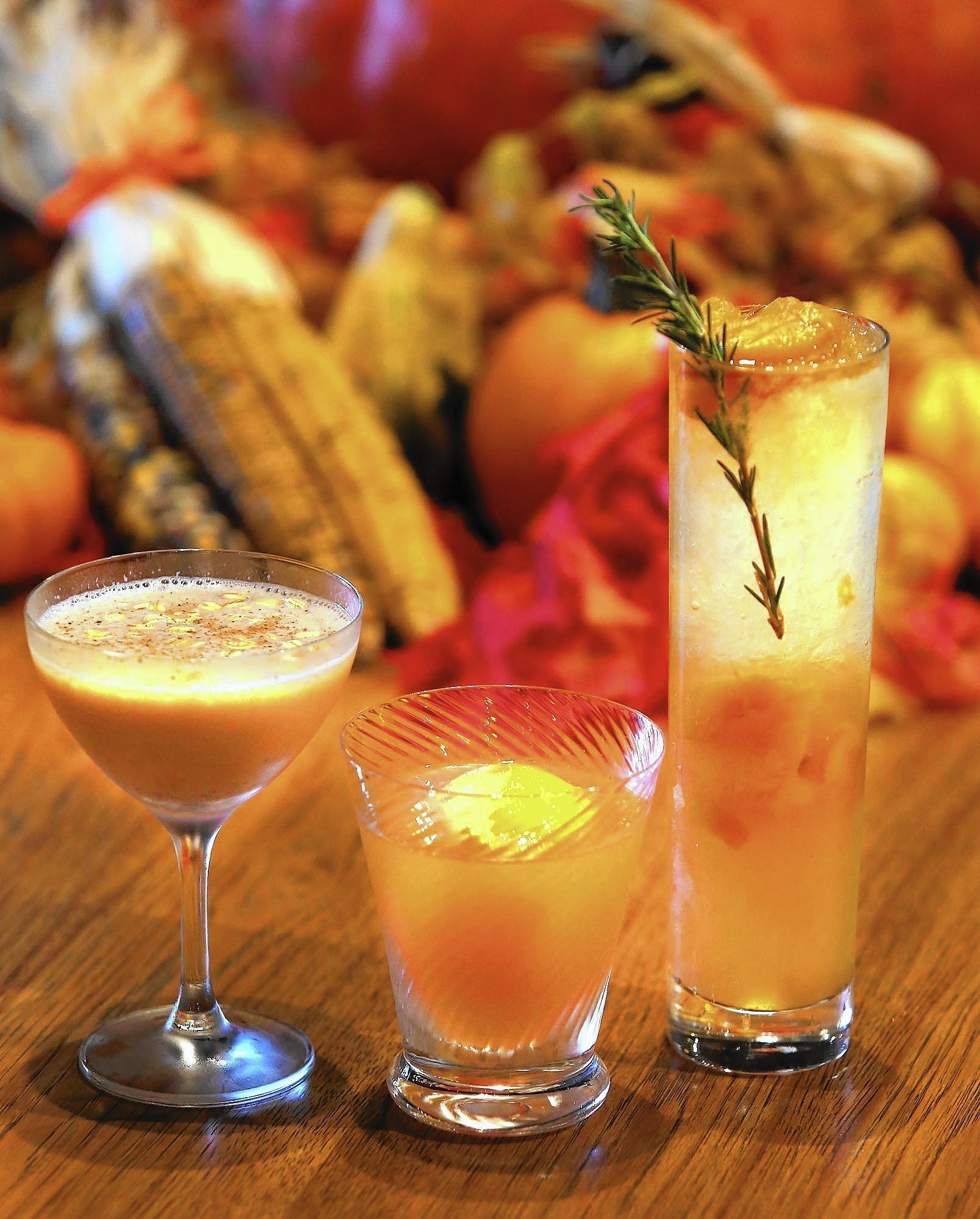 Autumn Cocktails: Fall Cocktail Recipes From Central Florida's Best