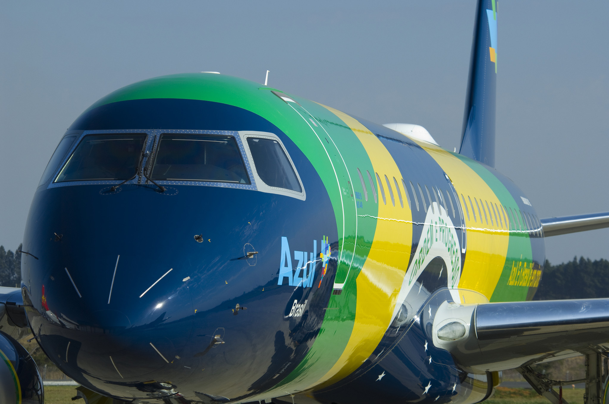 Azul Brazilian Airlines Gets Federal Approval For Fort