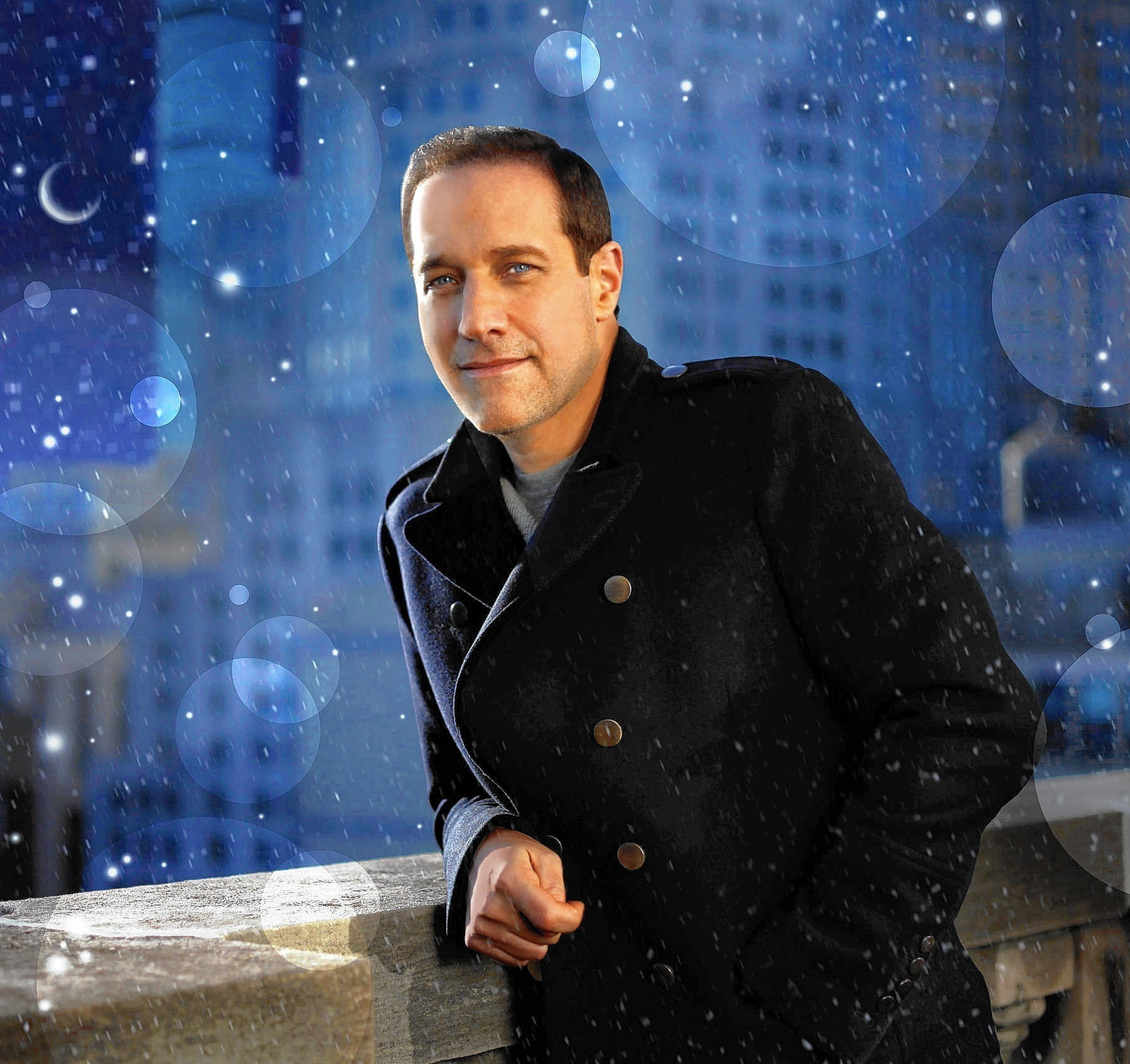 Jim Brickman, coming to Allentown, in nostalgia mode for holiday ...