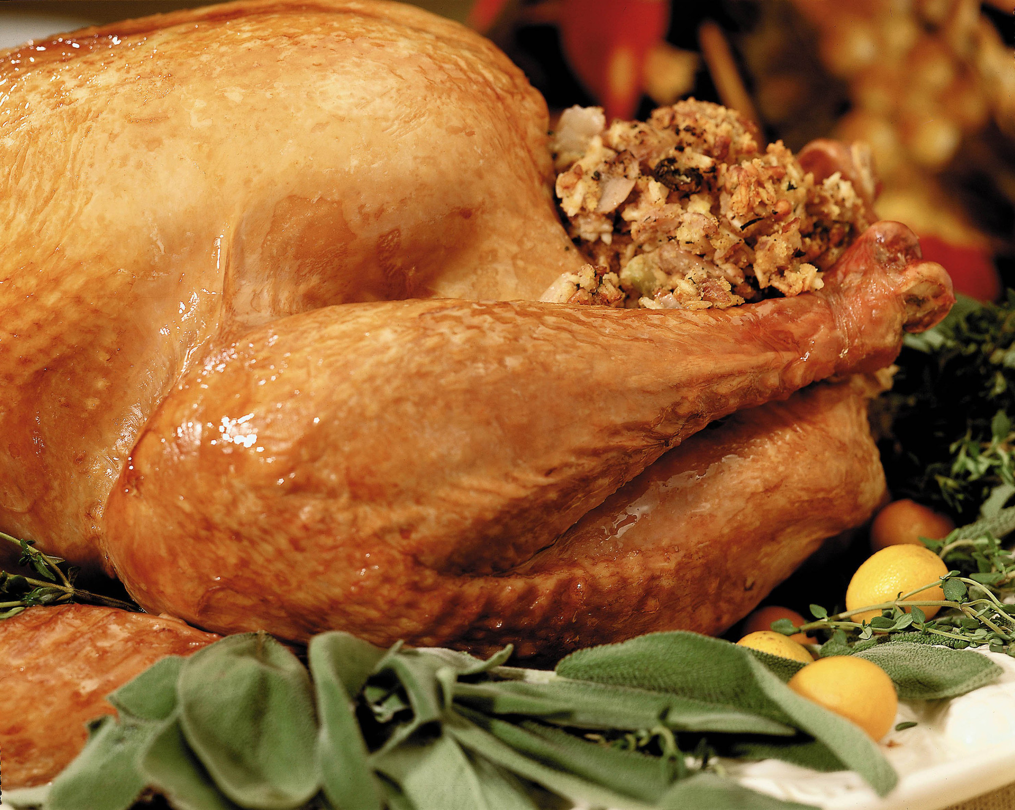 Don't blame the turkey for your post-Thanksgiving food ...